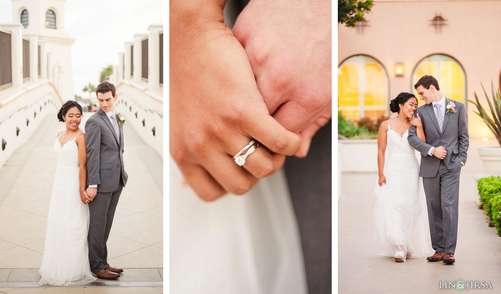 021 hyatt regency huntington beach wedding photography