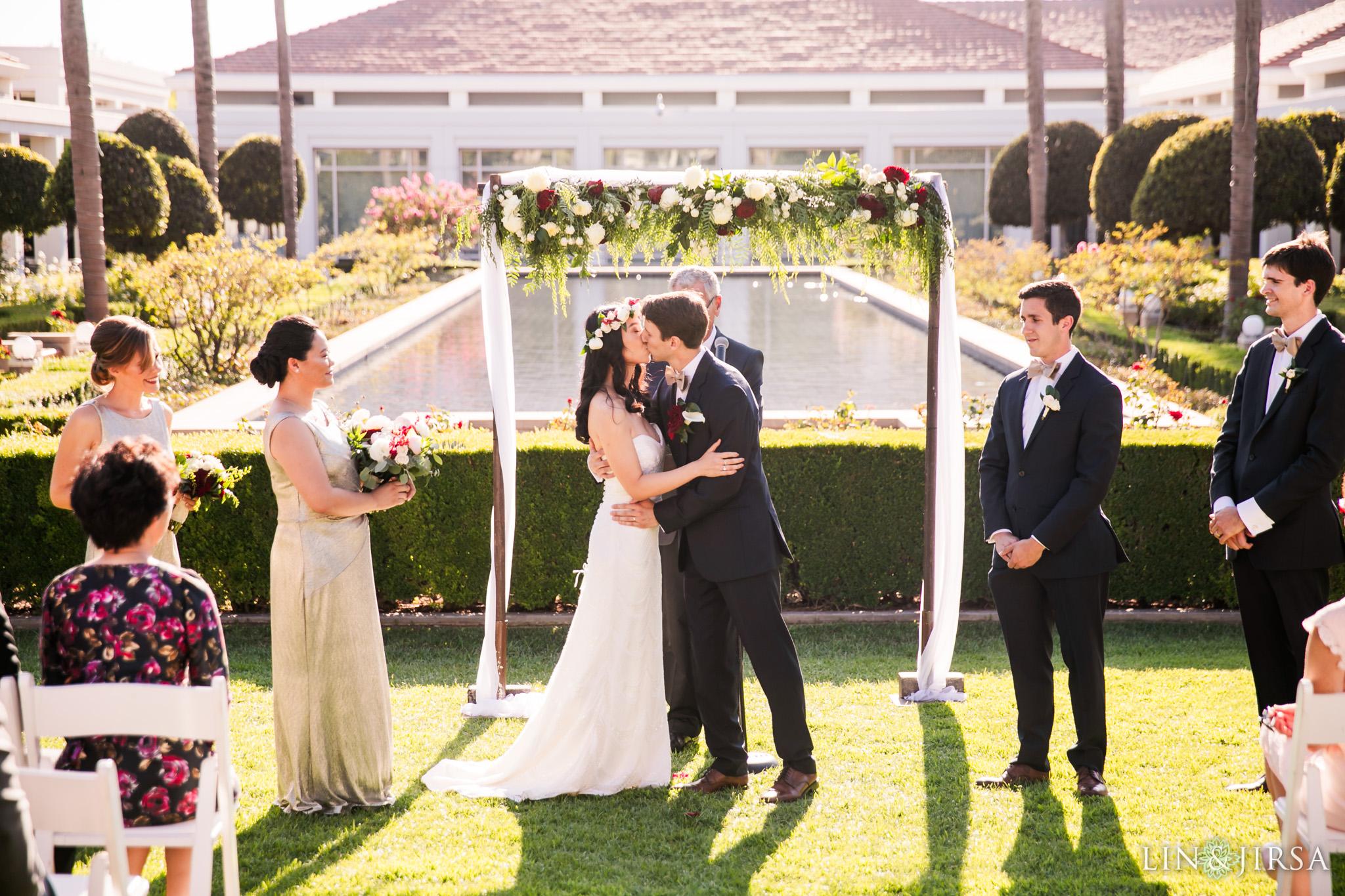 022 richard nixon library wedding ceremony photography 1
