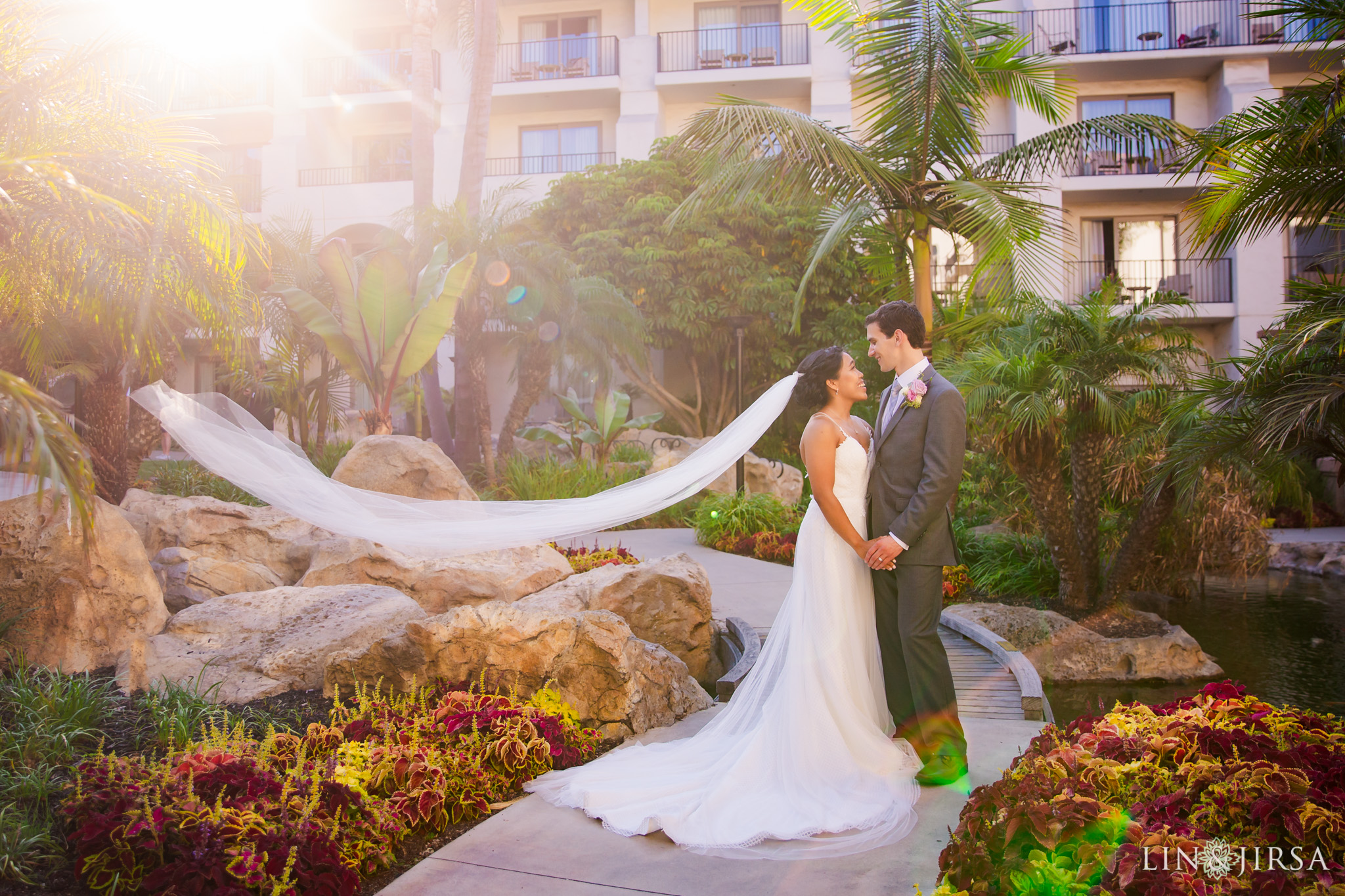 023 hyatt regency huntington beach wedding photography