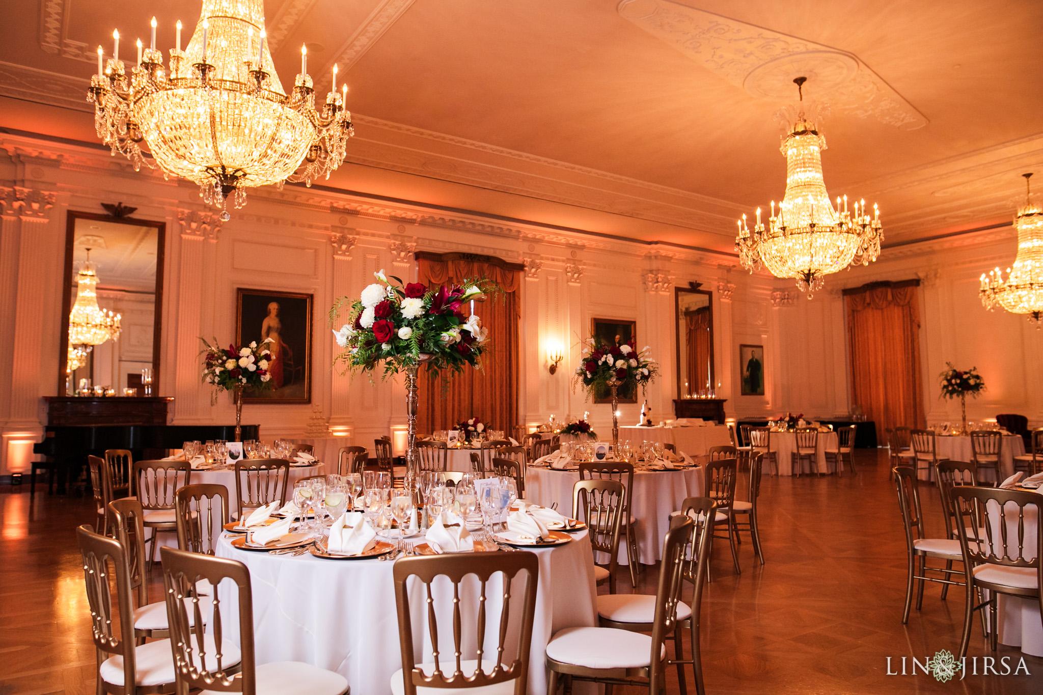023 richard nixon library wedding reception photography 1