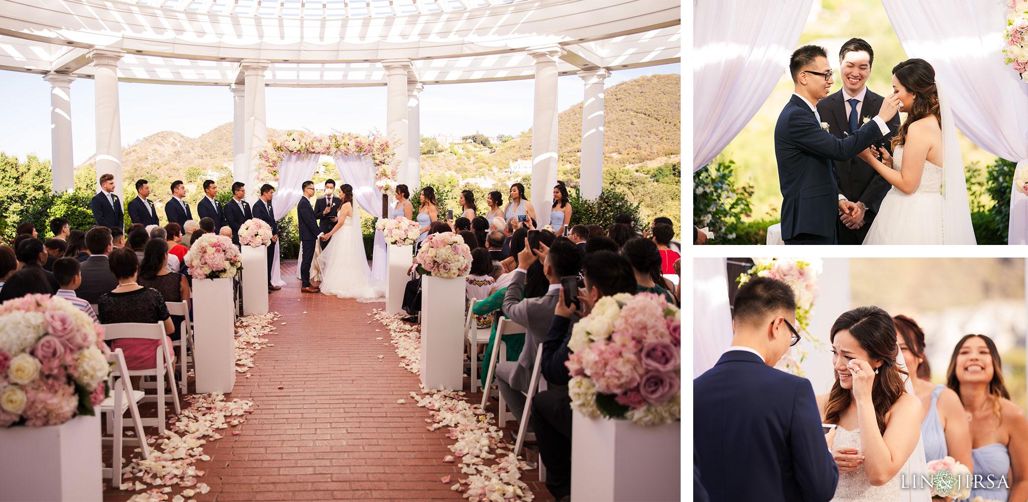 023 sherwood country club ventura county wedding ceremony photography