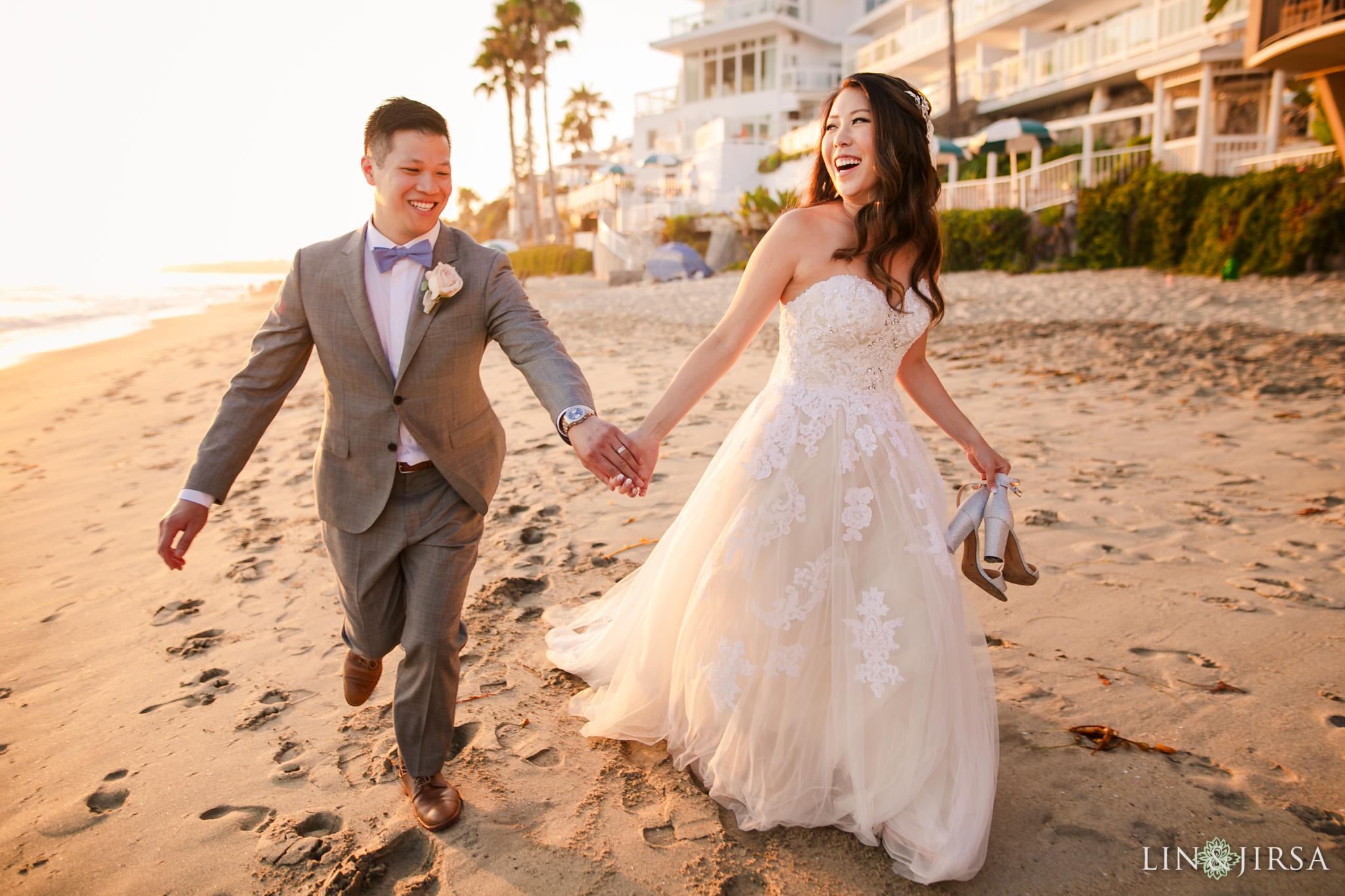 023 surf and sand resort laguna beach wedding photography