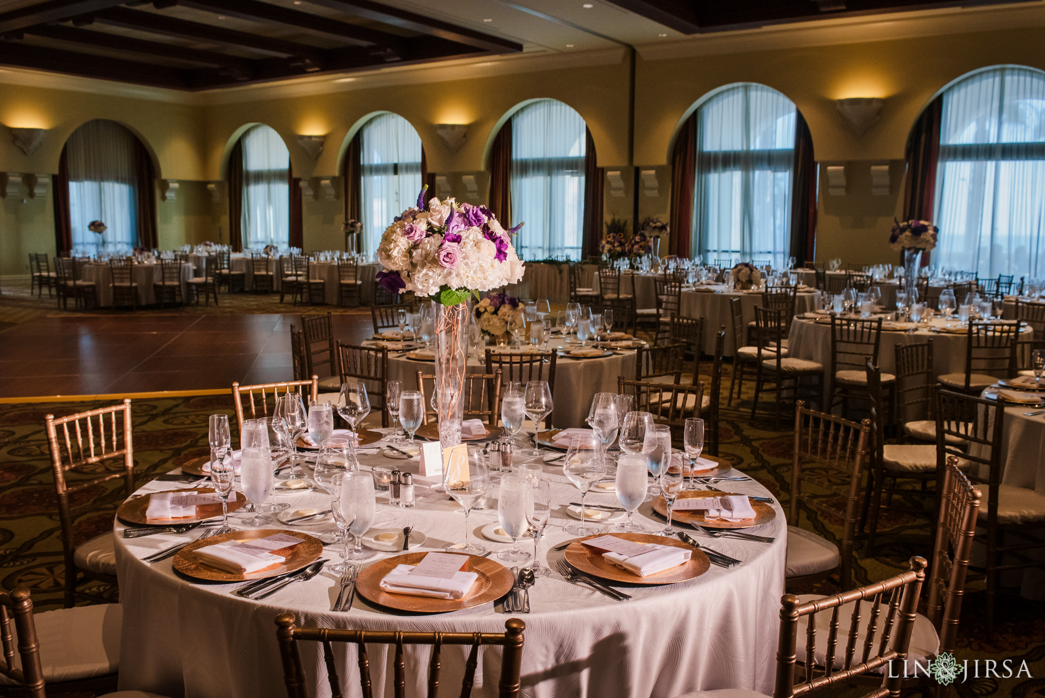 026 hyatt regency huntington beach wedding reception photography