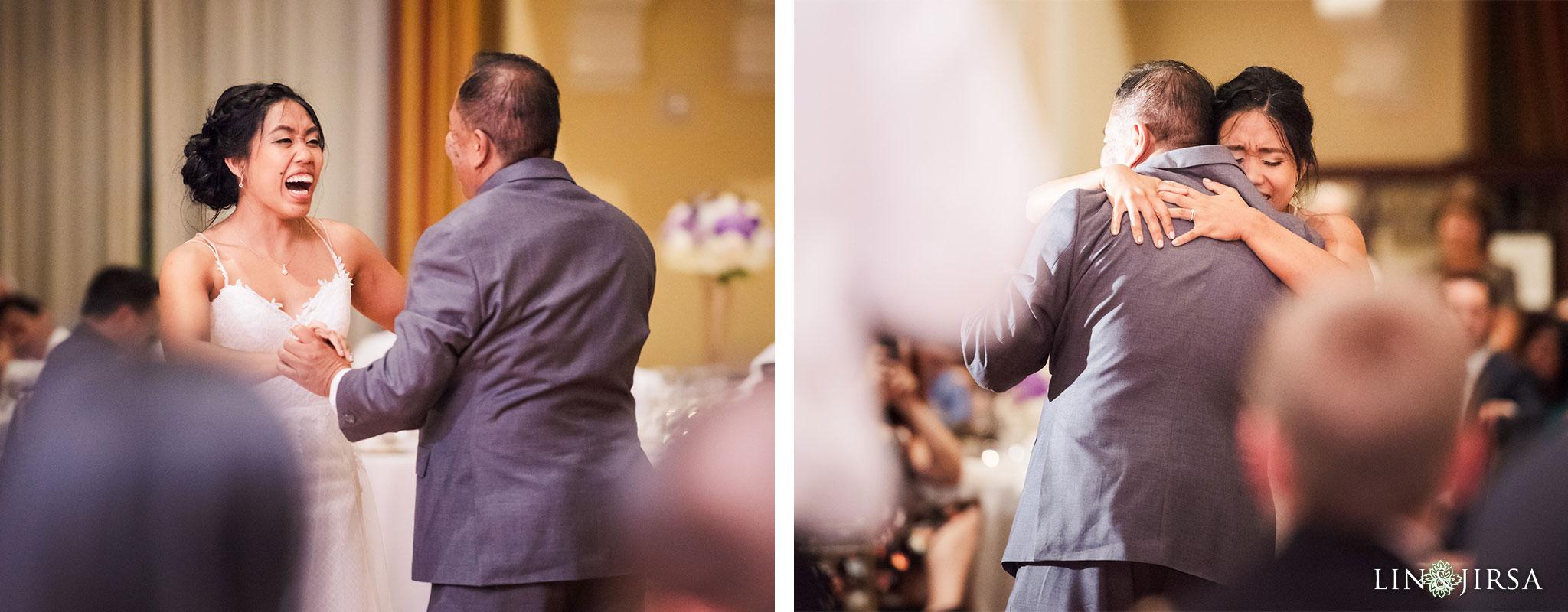030 hyatt regency huntington beach wedding reception photography