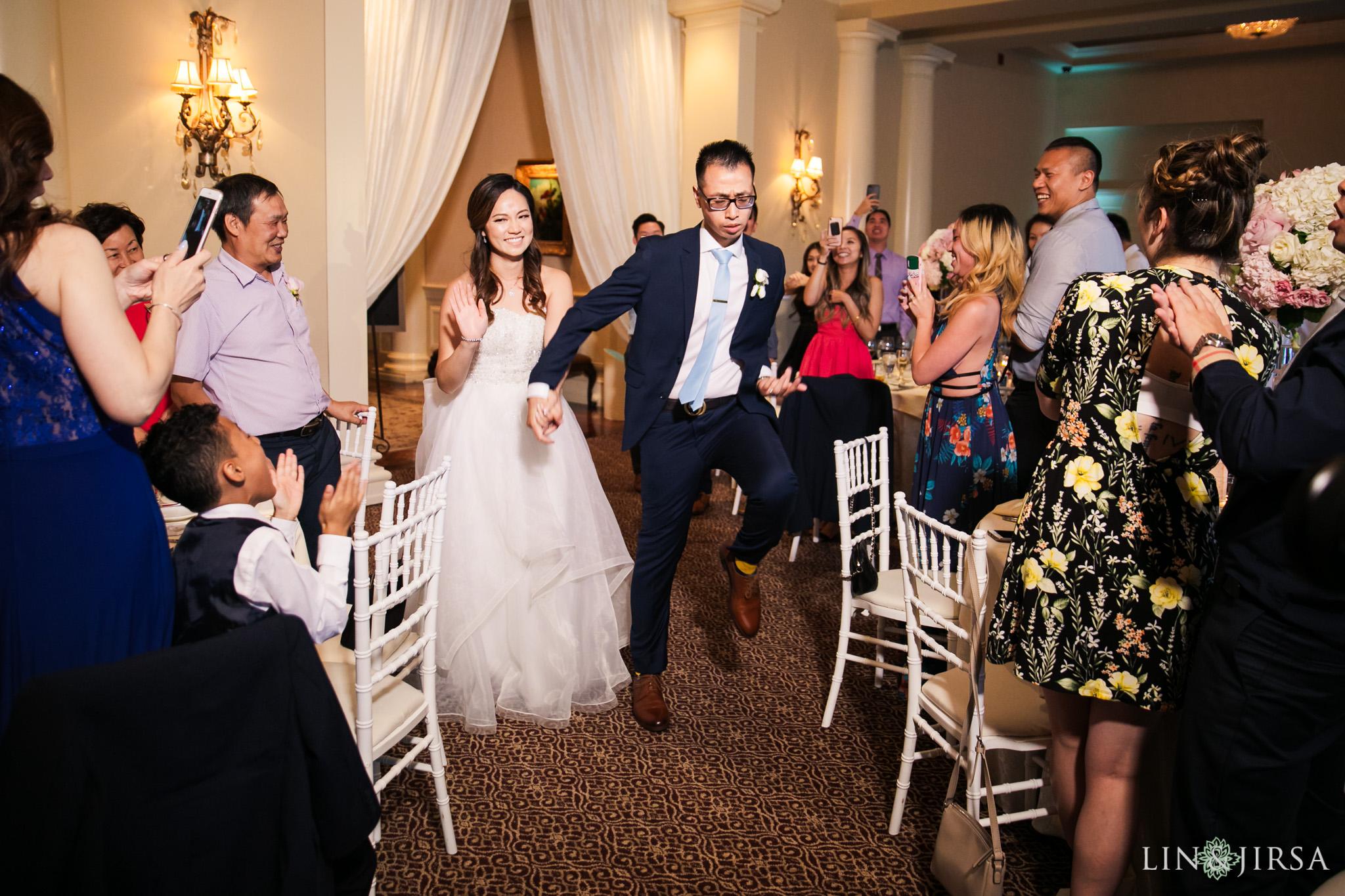 034 sherwood country club ventura county wedding reception photography