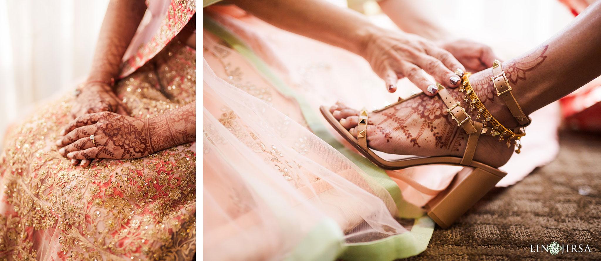 04 marina del rey marriott indian wedding photography