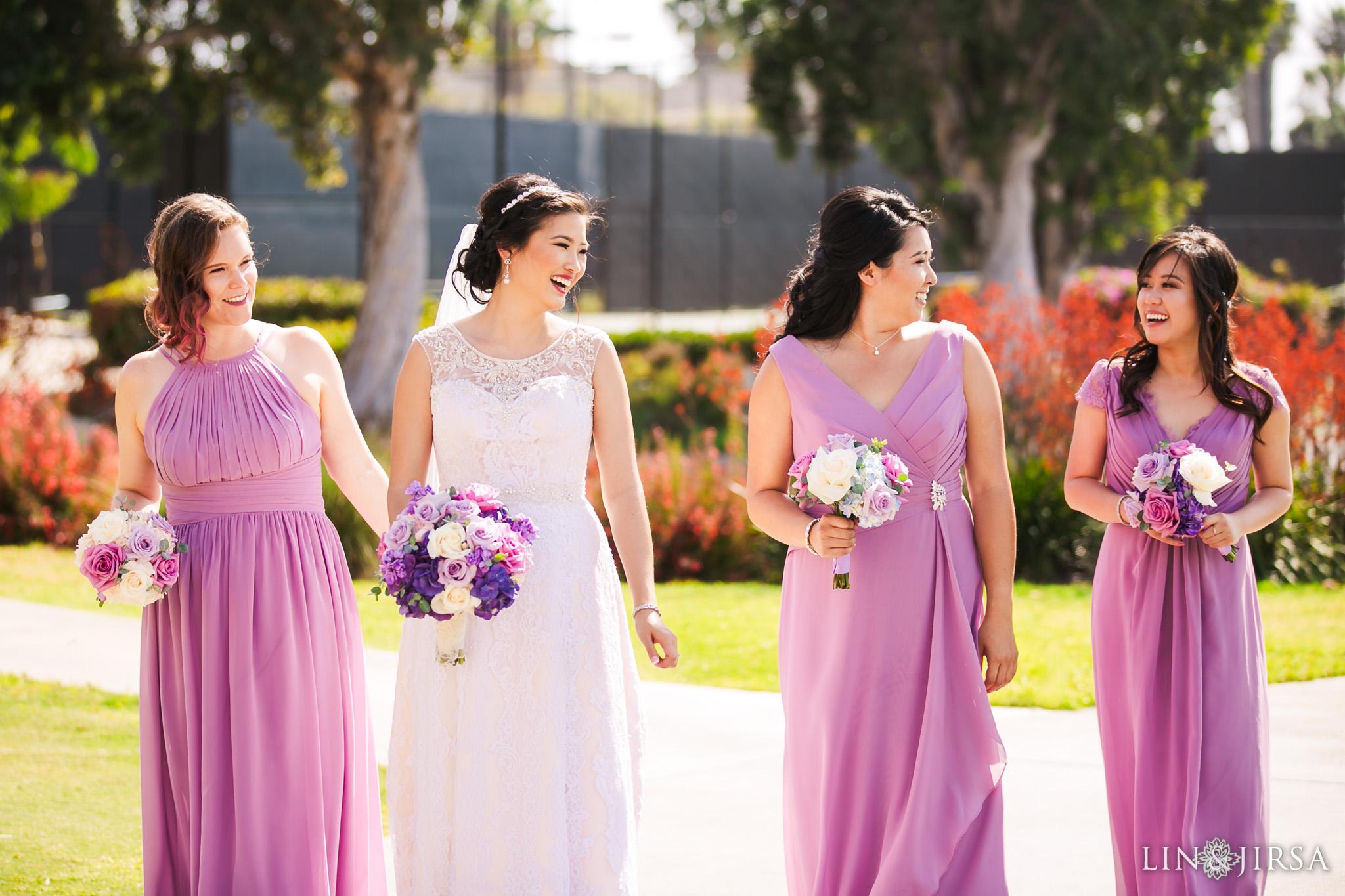 04 seacliff country club huntington beach bridesmaids wedding photography