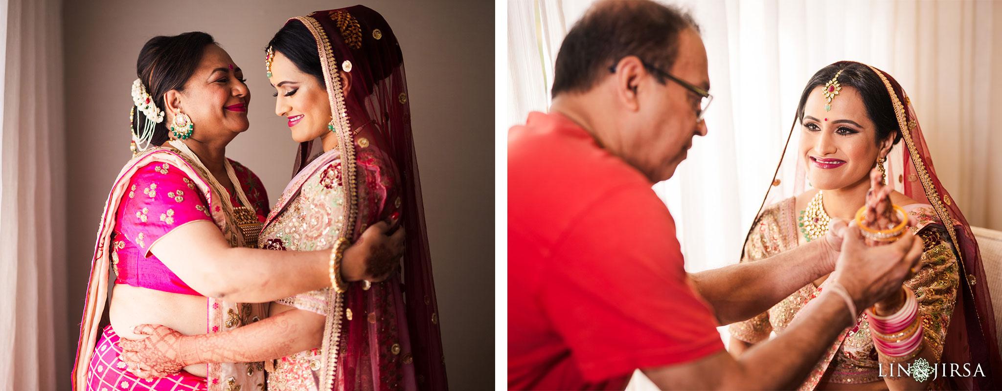 05 marina del rey marriott indian wedding photography