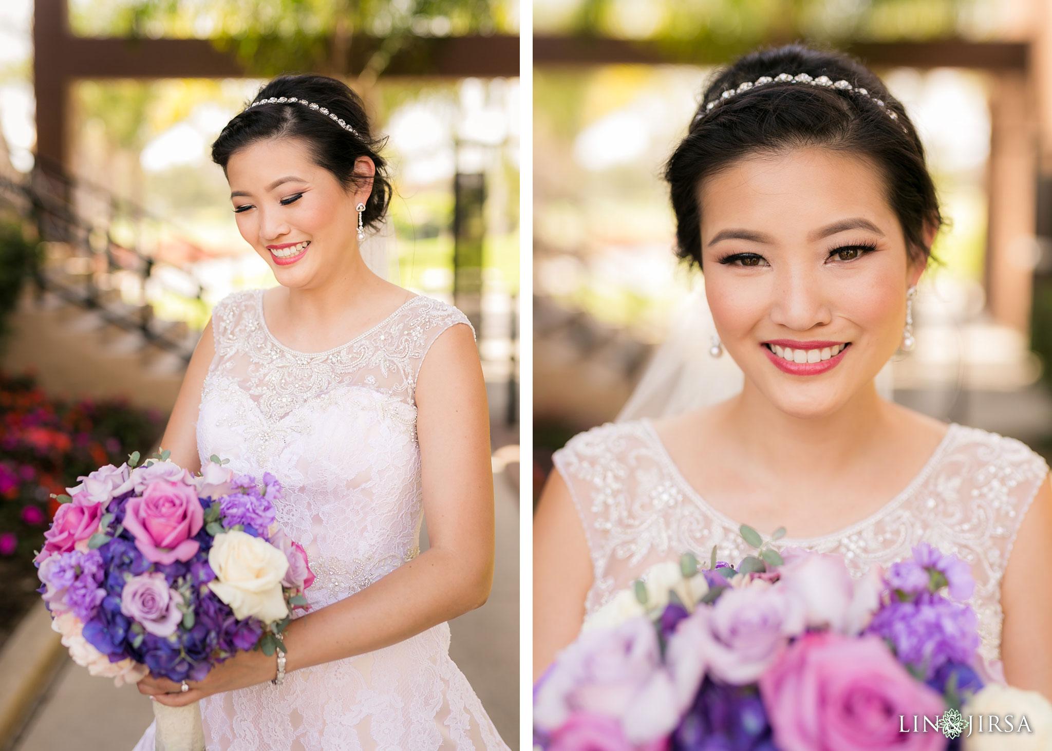 05 seacliff country club huntington beach bride wedding photography