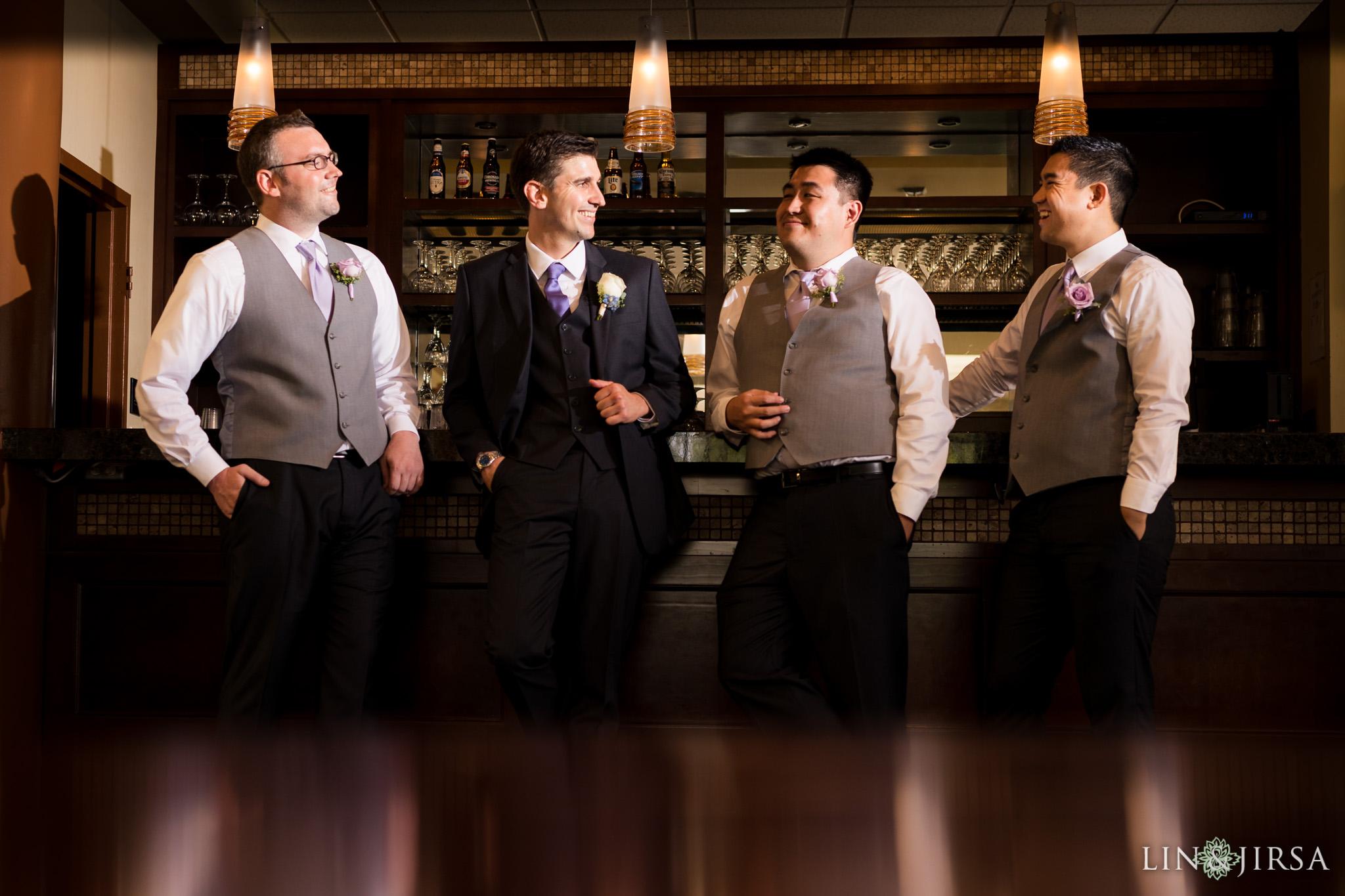 09 seacliff country club huntington beach groomsmen wedding photography