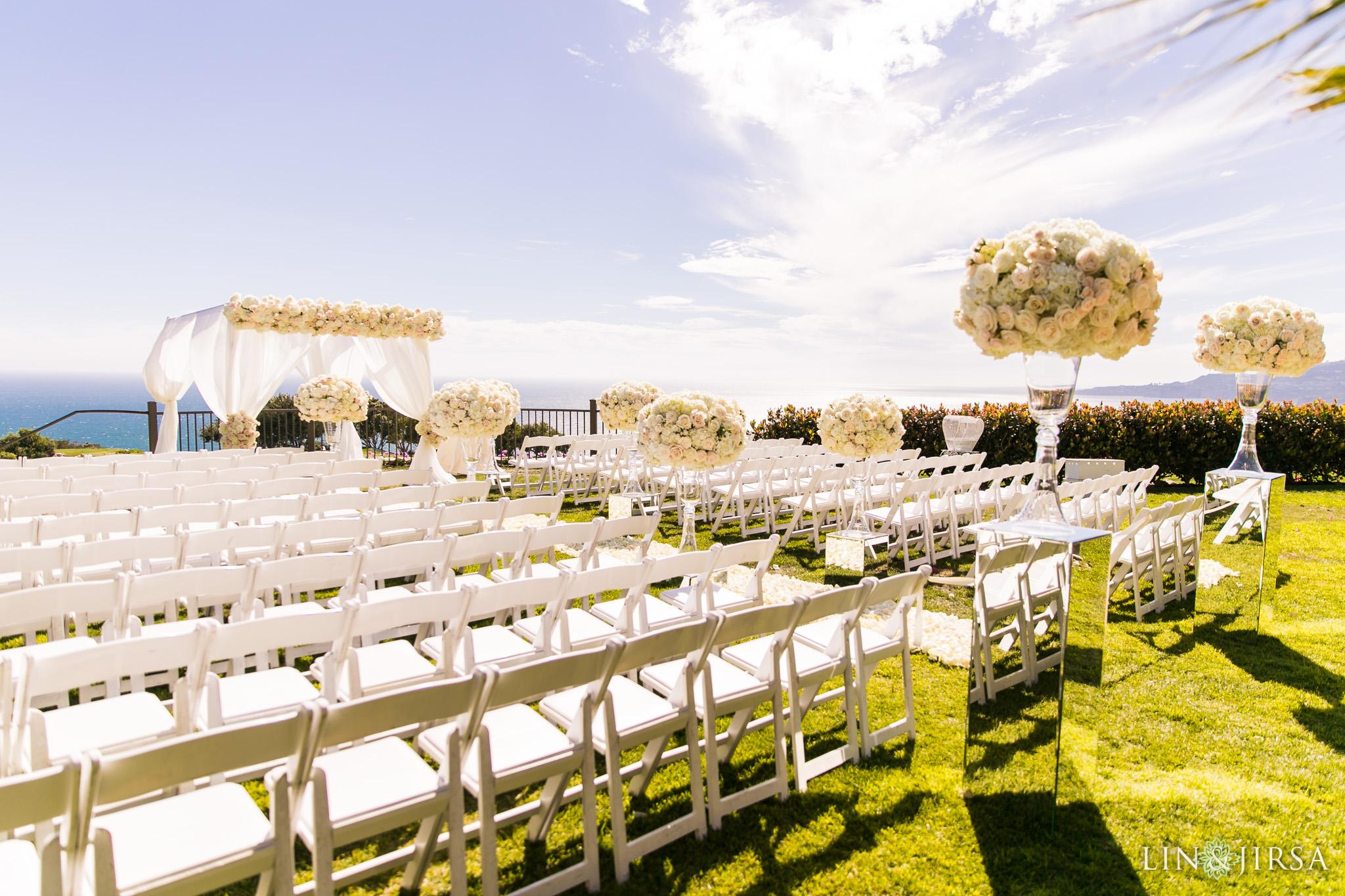 11 trump national golf club palos verdes wedding ceremony photography