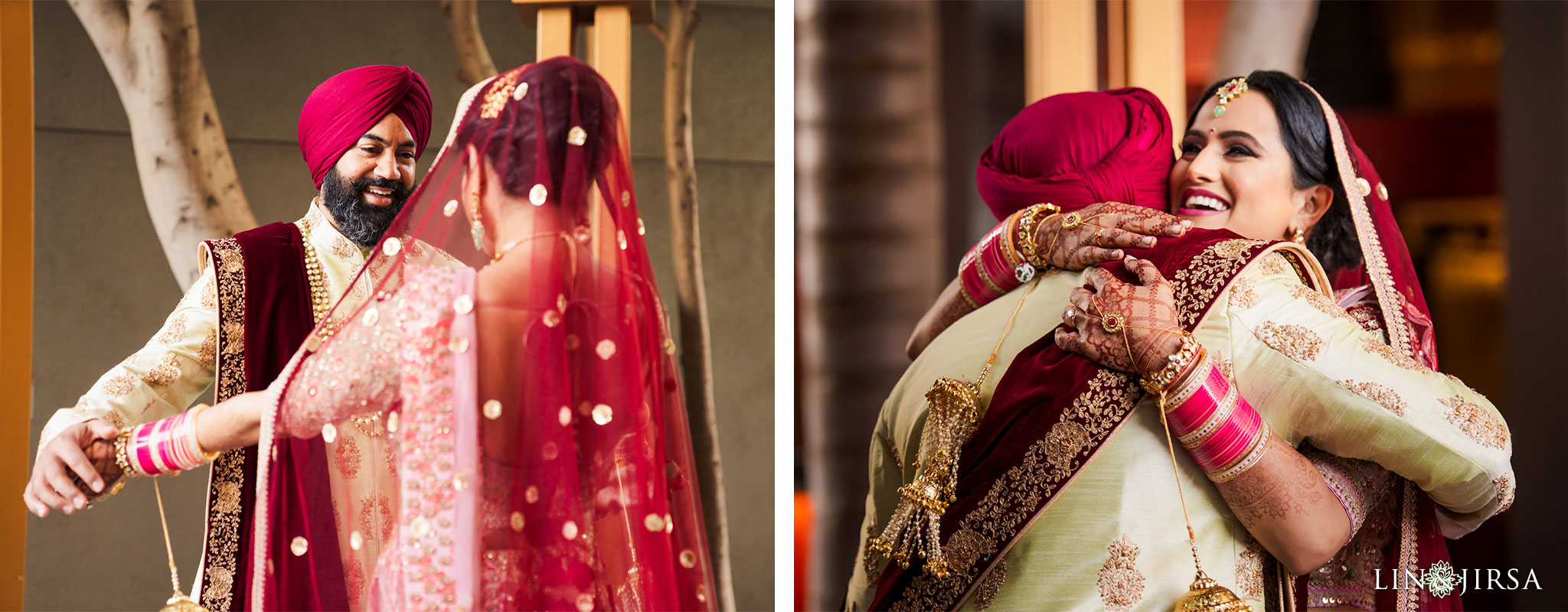 12 marina del rey marriott indian wedding photography