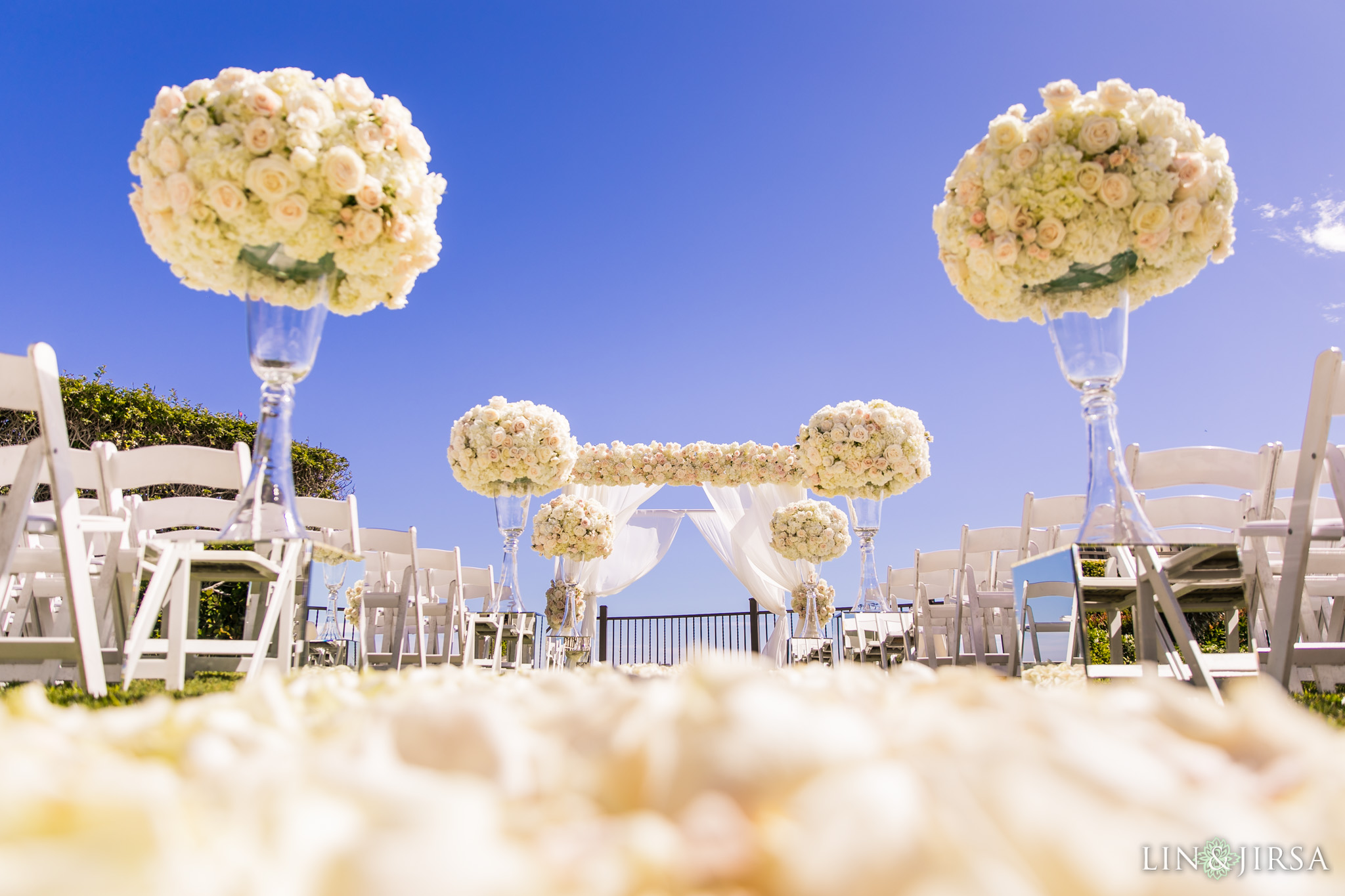13 trump national golf club palos verdes wedding ceremony photography