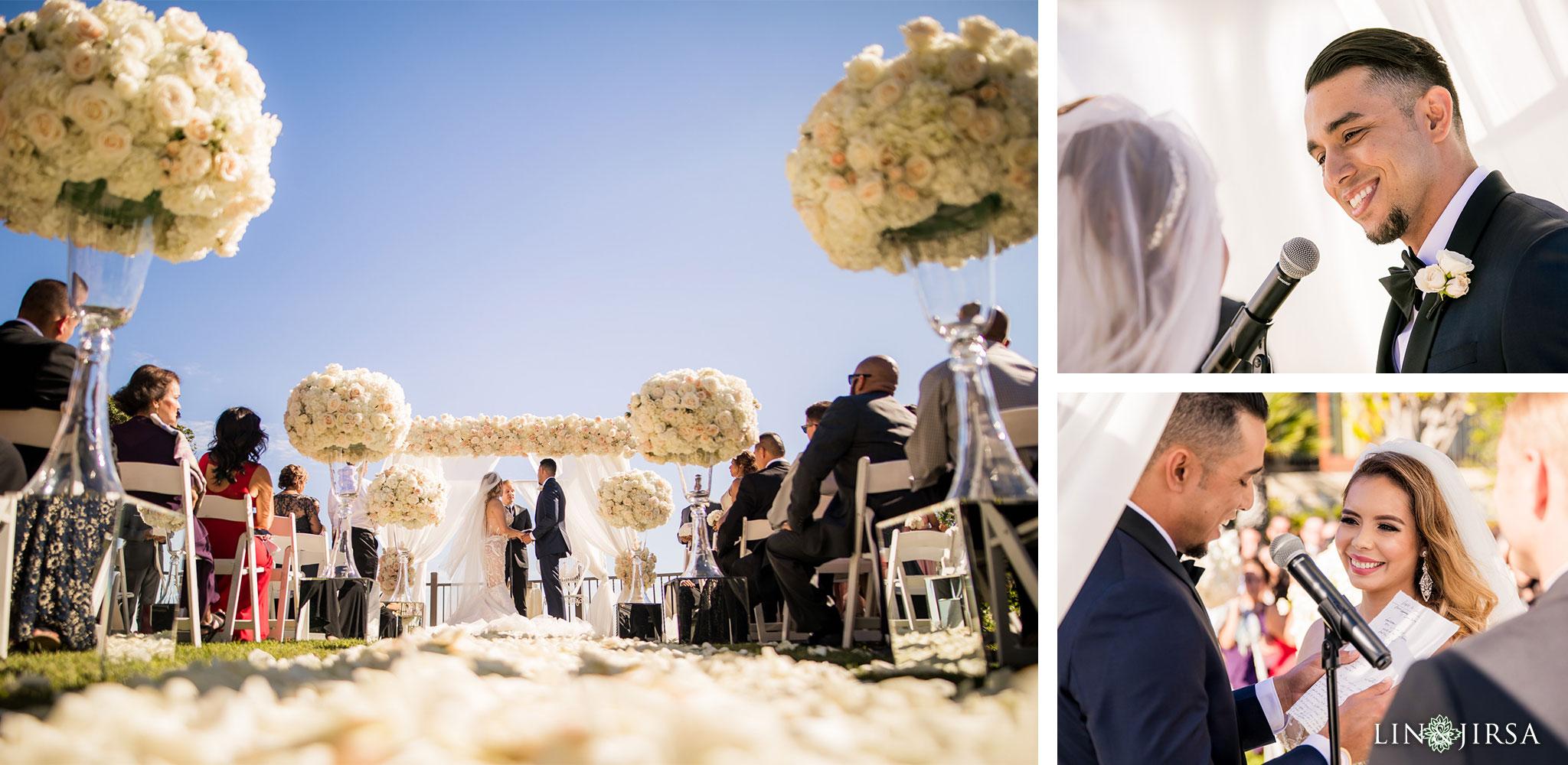 15 trump national golf club palos verdes wedding ceremony photography