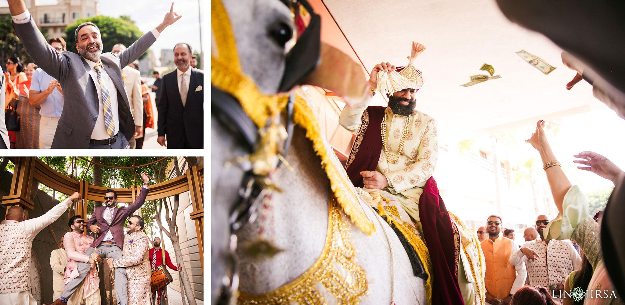16 marina del rey marriott indian wedding photography