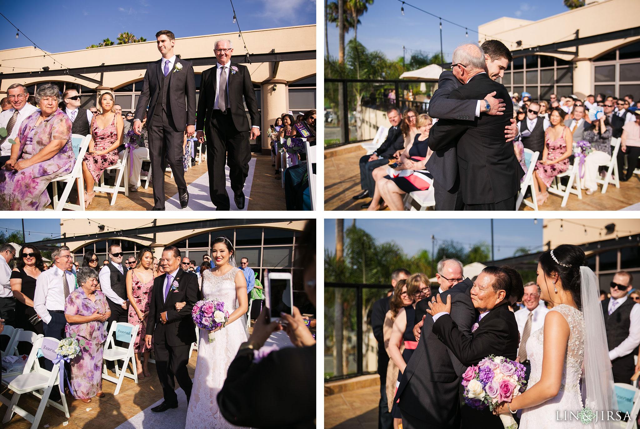 16 seacliff country club huntington beach wedding photography