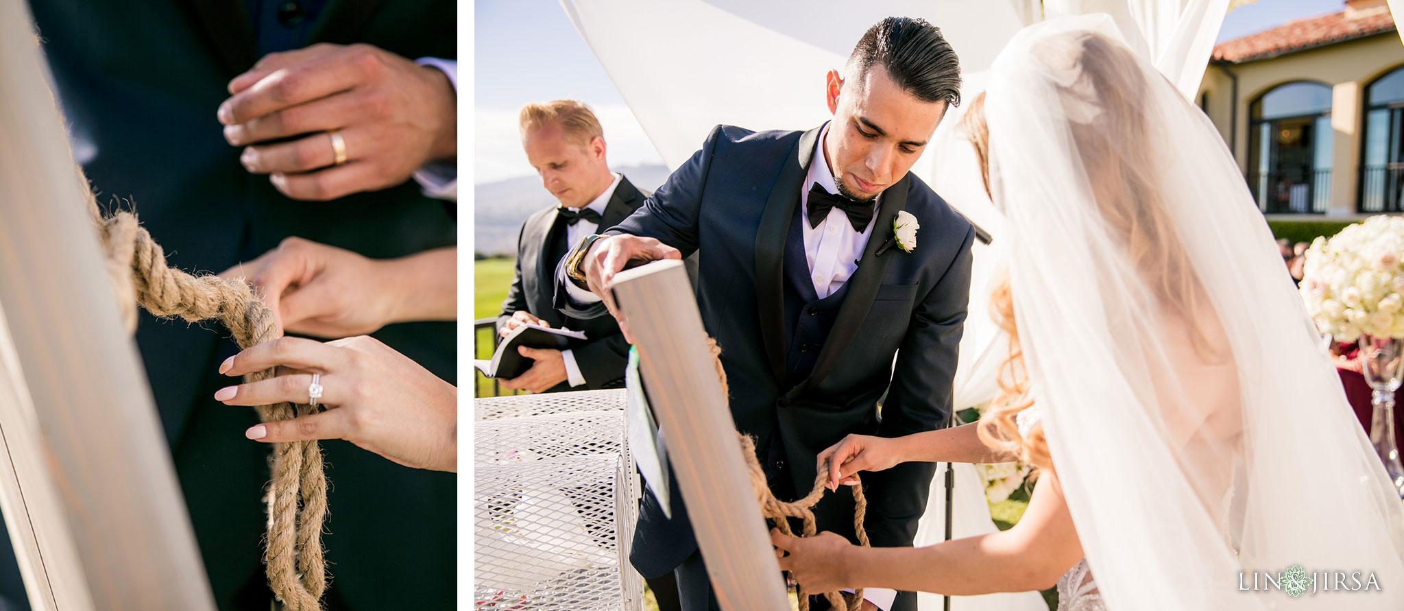 16 trump national golf course palos verdes wedding ceremony photography