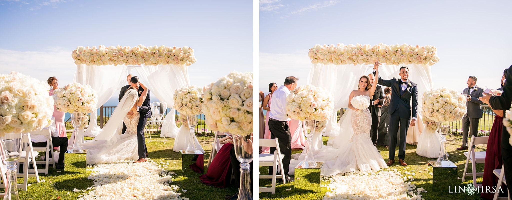 17 trump national golf course palos verdes wedding ceremony photography