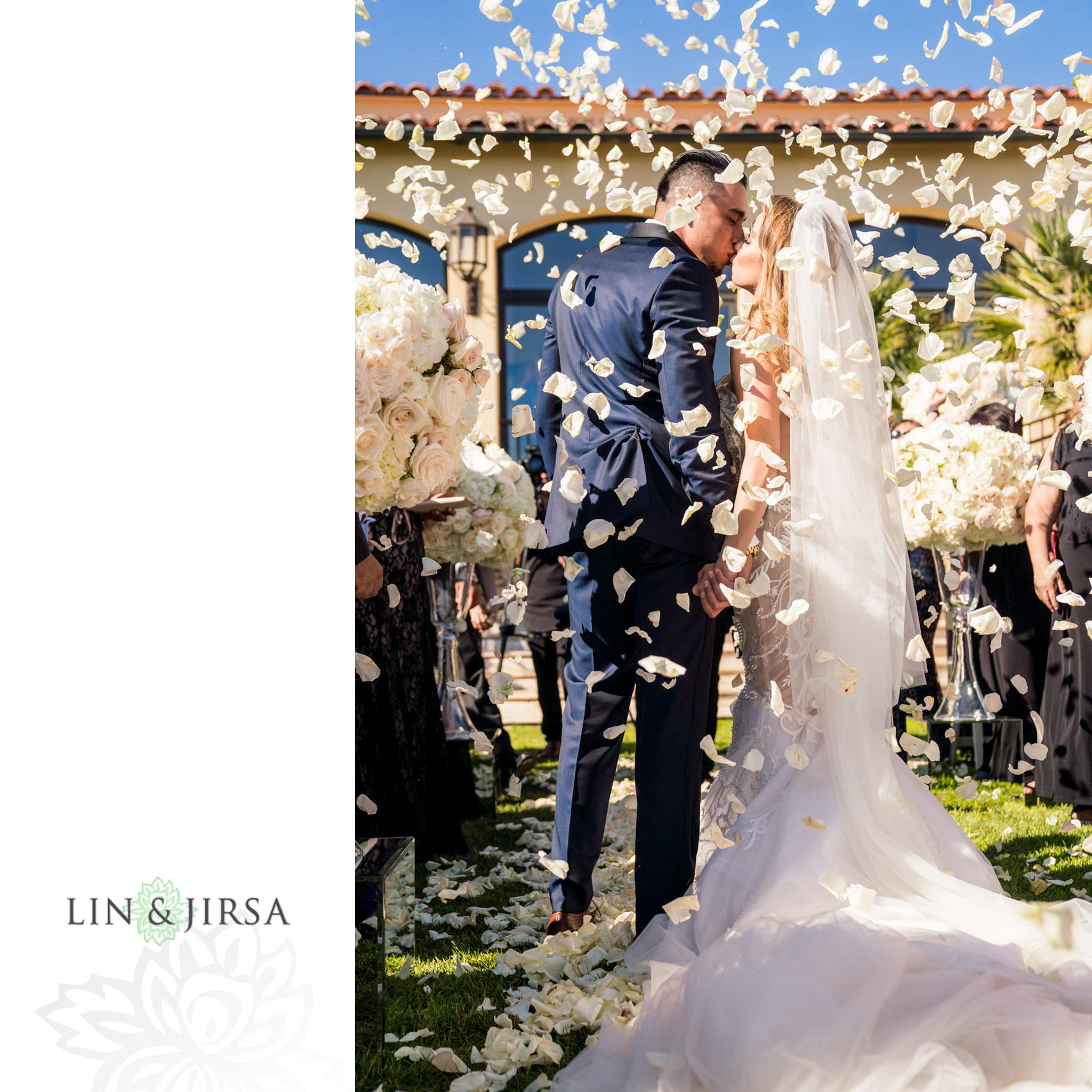 19 trump national golf course palos verdes wedding ceremony photography