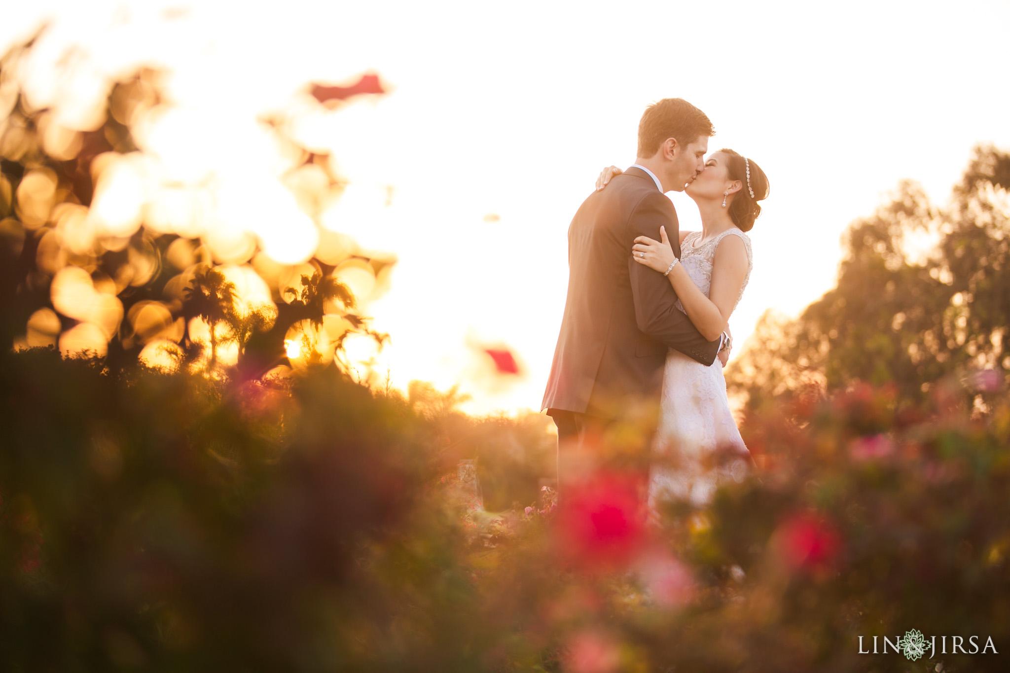 21 seacliff country club huntington beach wedding golden hour photography