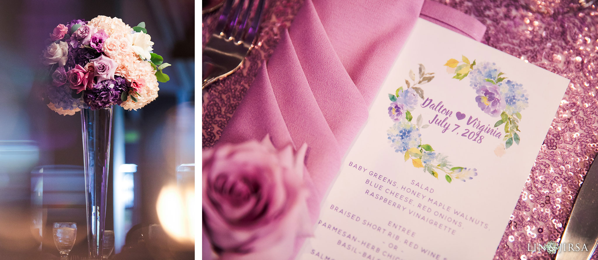 23 seacliff country club huntington beach wedding reception photography