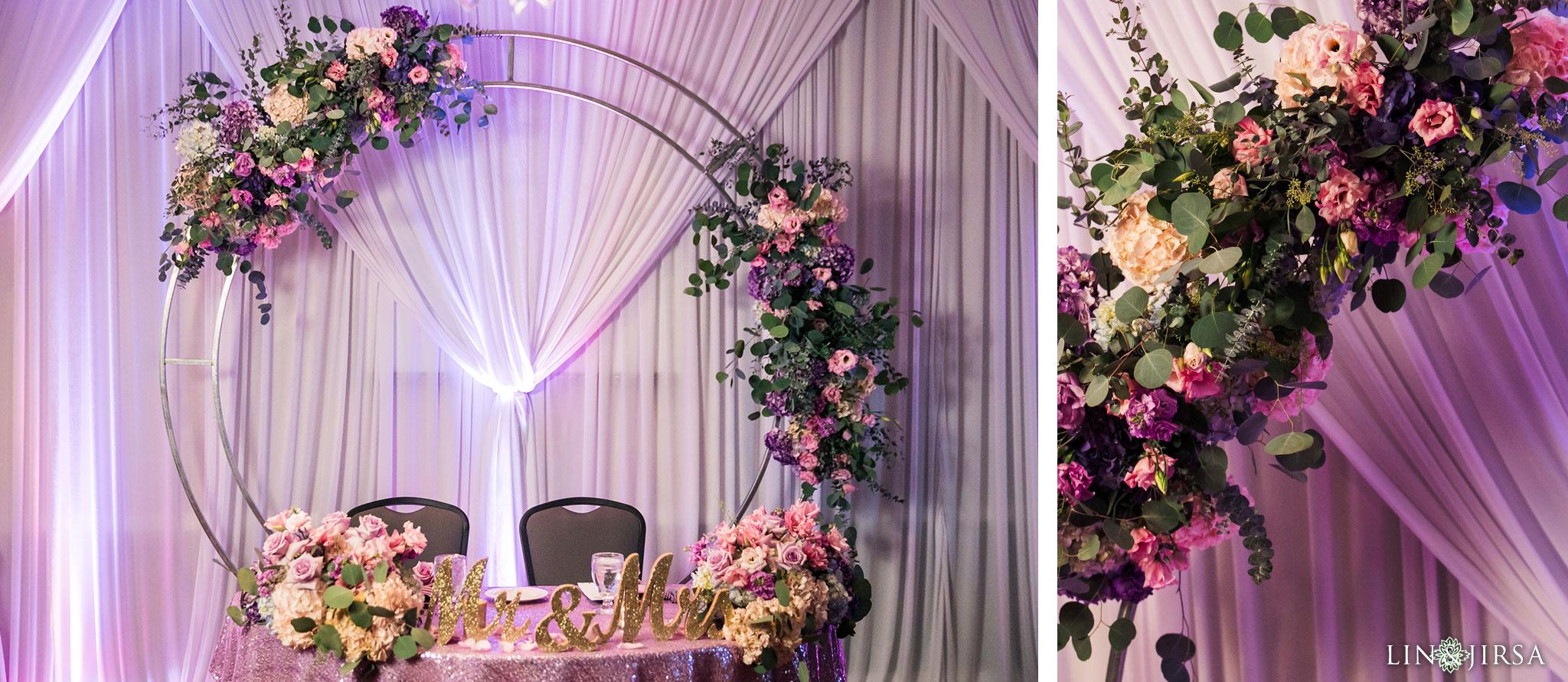 24 seacliff country club huntington beach wedding reception photography