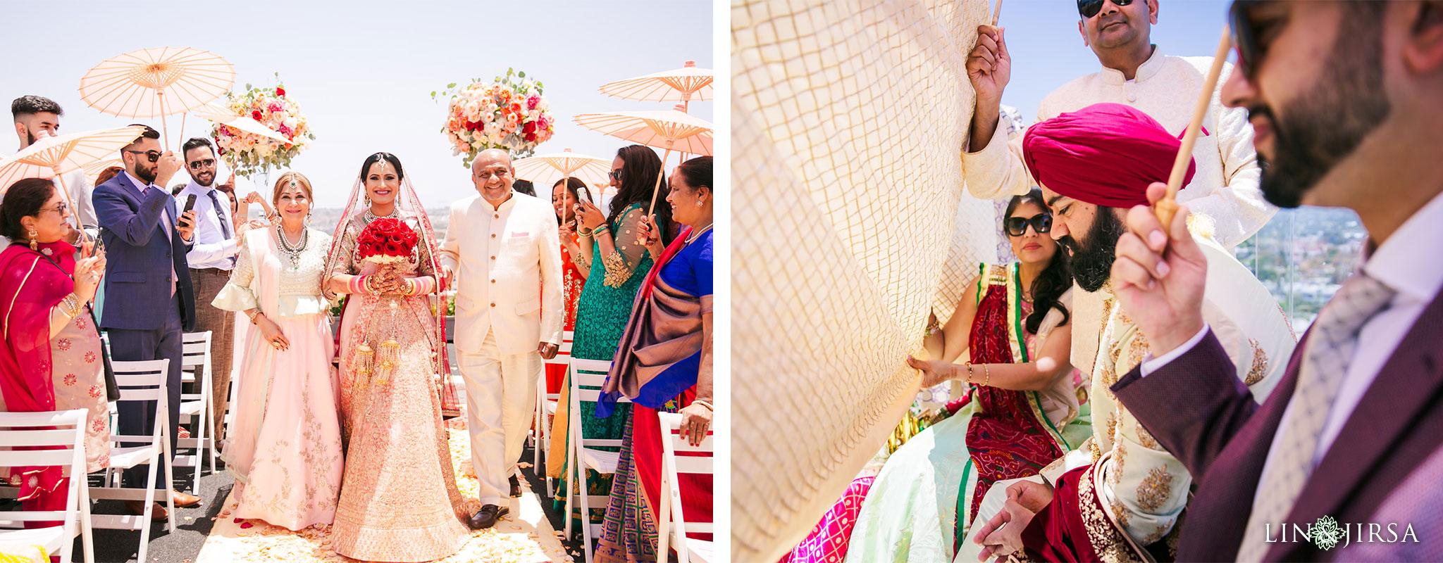25 marina del rey marriott indian hindu ceremony photography