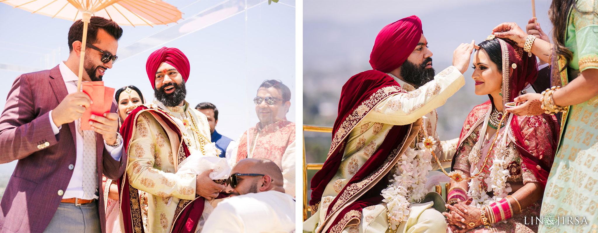 28 marina del rey marriott indian hindu ceremony photography