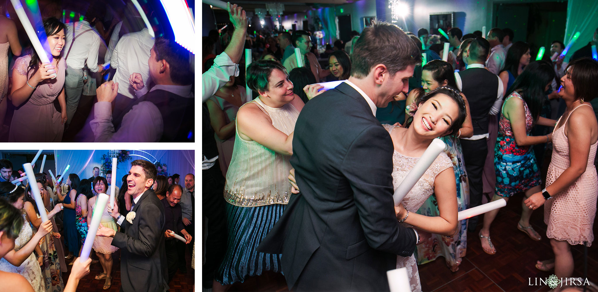 33 seacliff country club huntington beach wedding reception photography