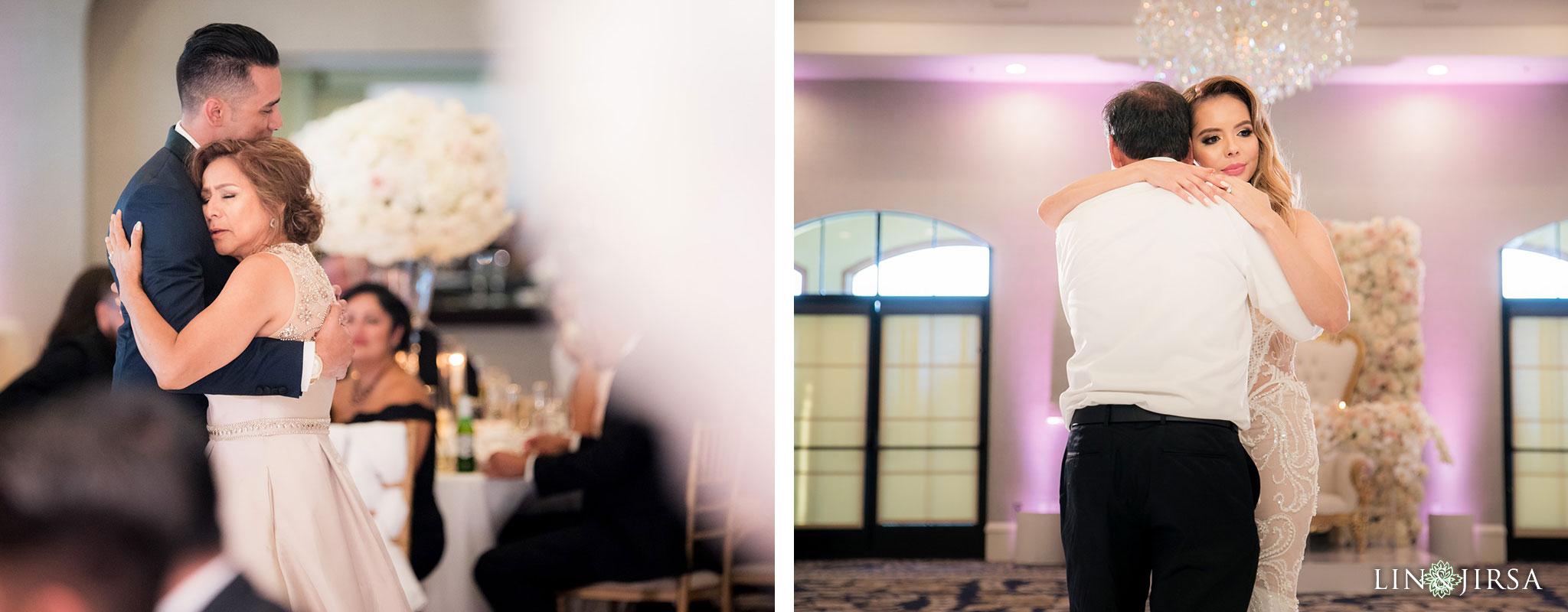 33 trump national golf course palos verdes wedding reception photography