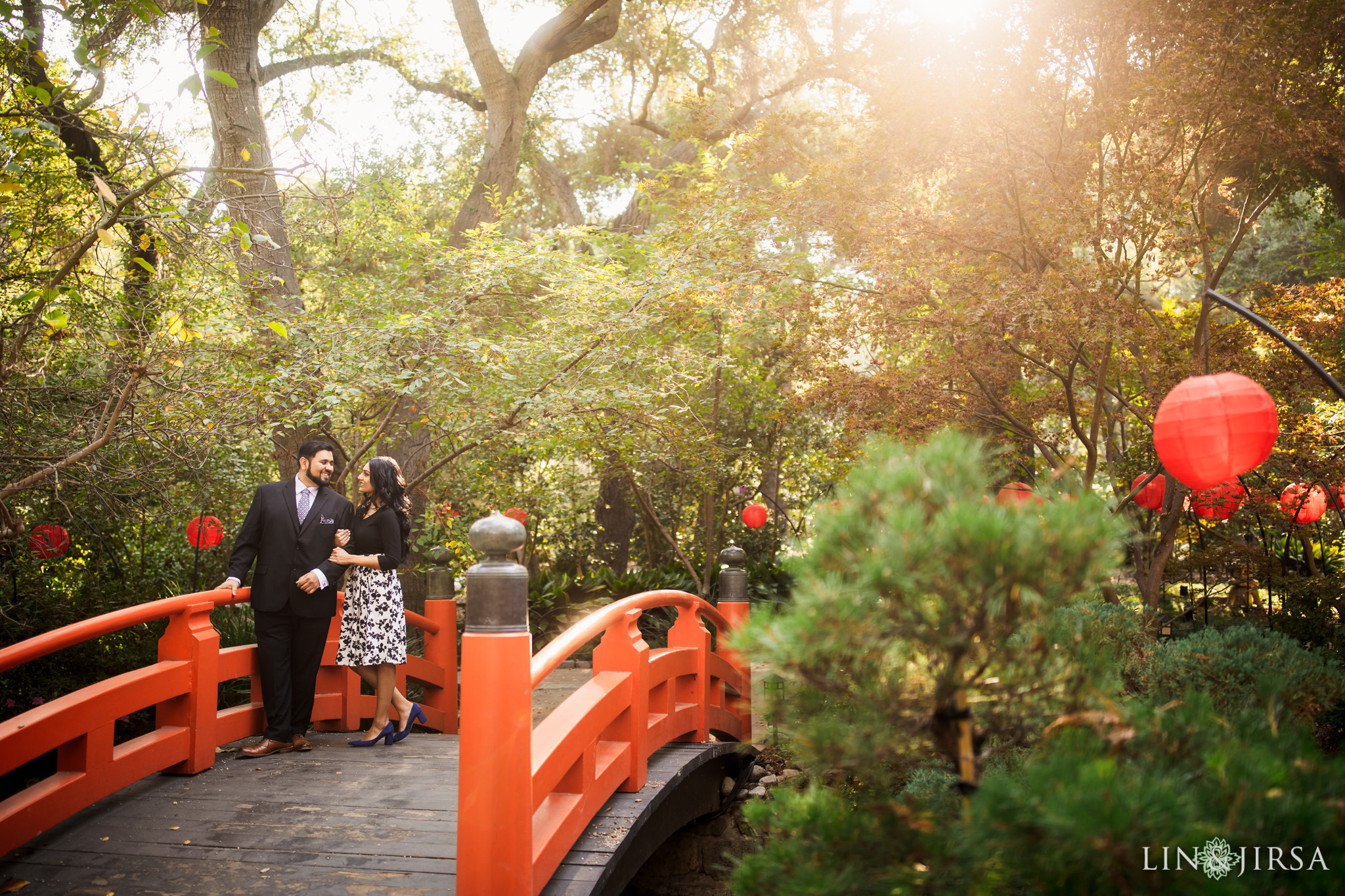 003 descanso gardens los angeles county engagement session