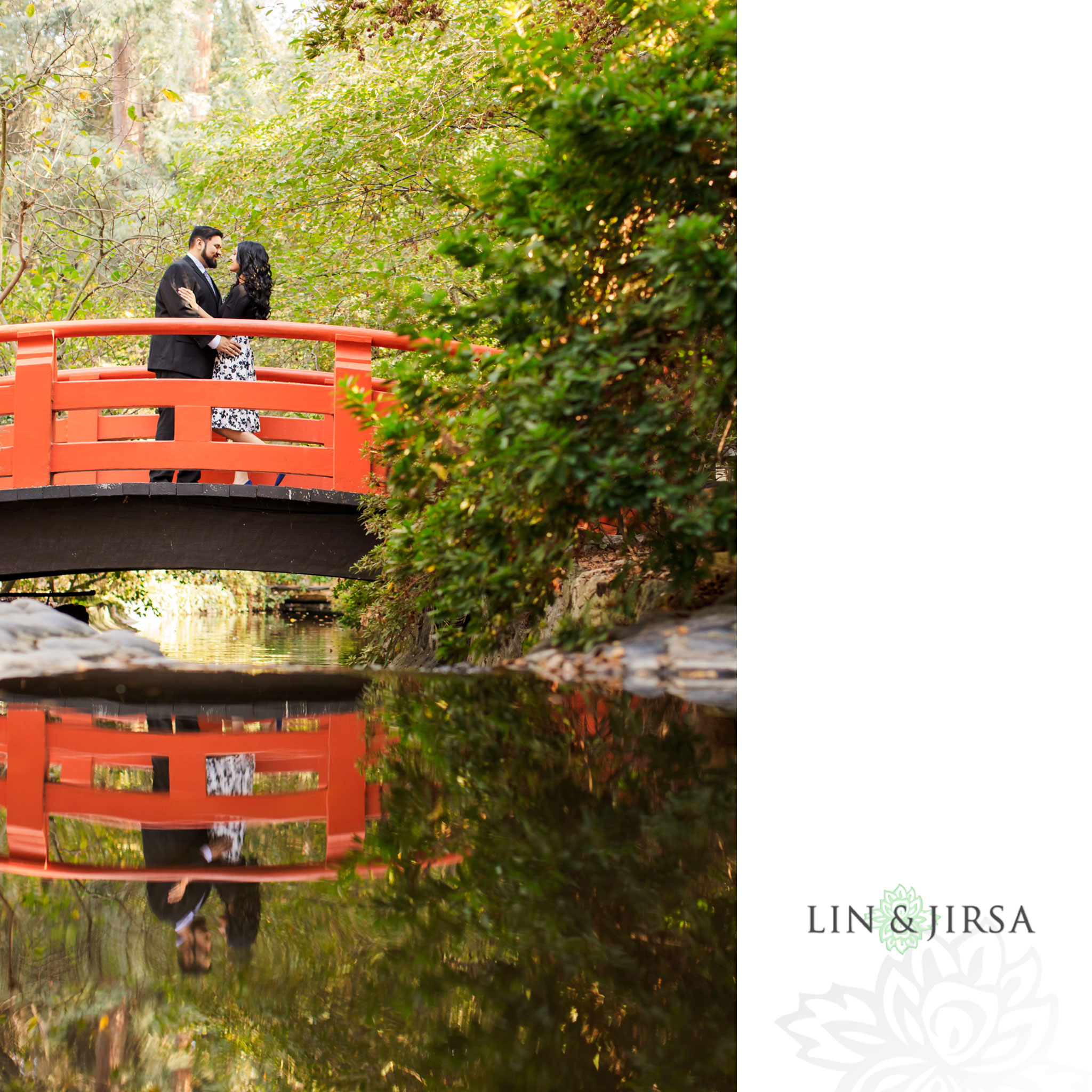 004 descanso gardens los angeles county engagement session