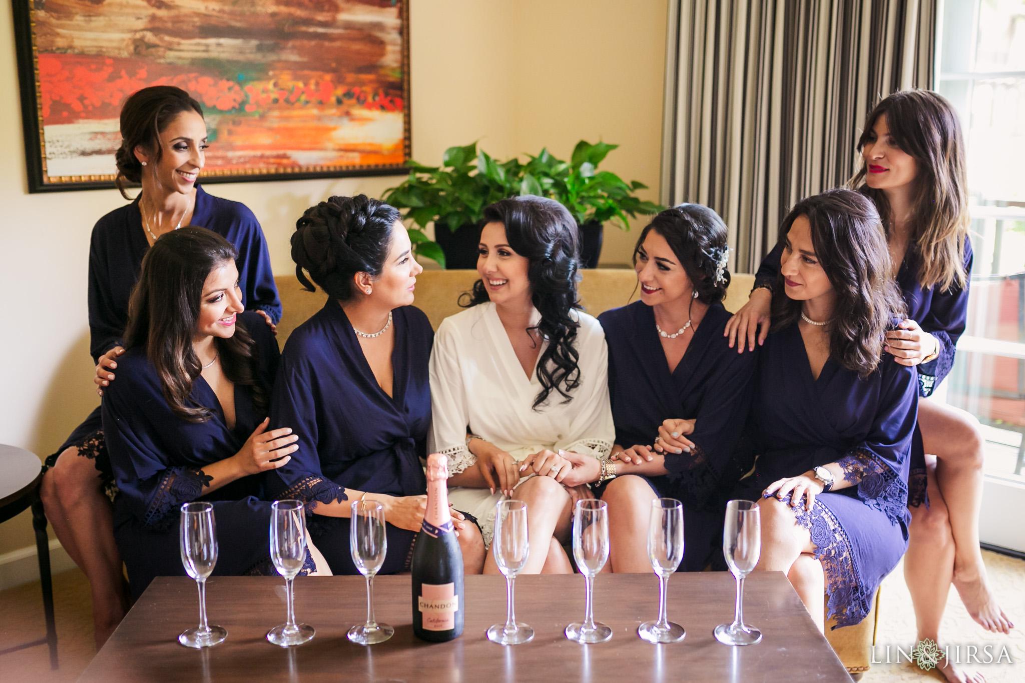 004 estancia la jolla hotel spa persian briesmaids wedding photography