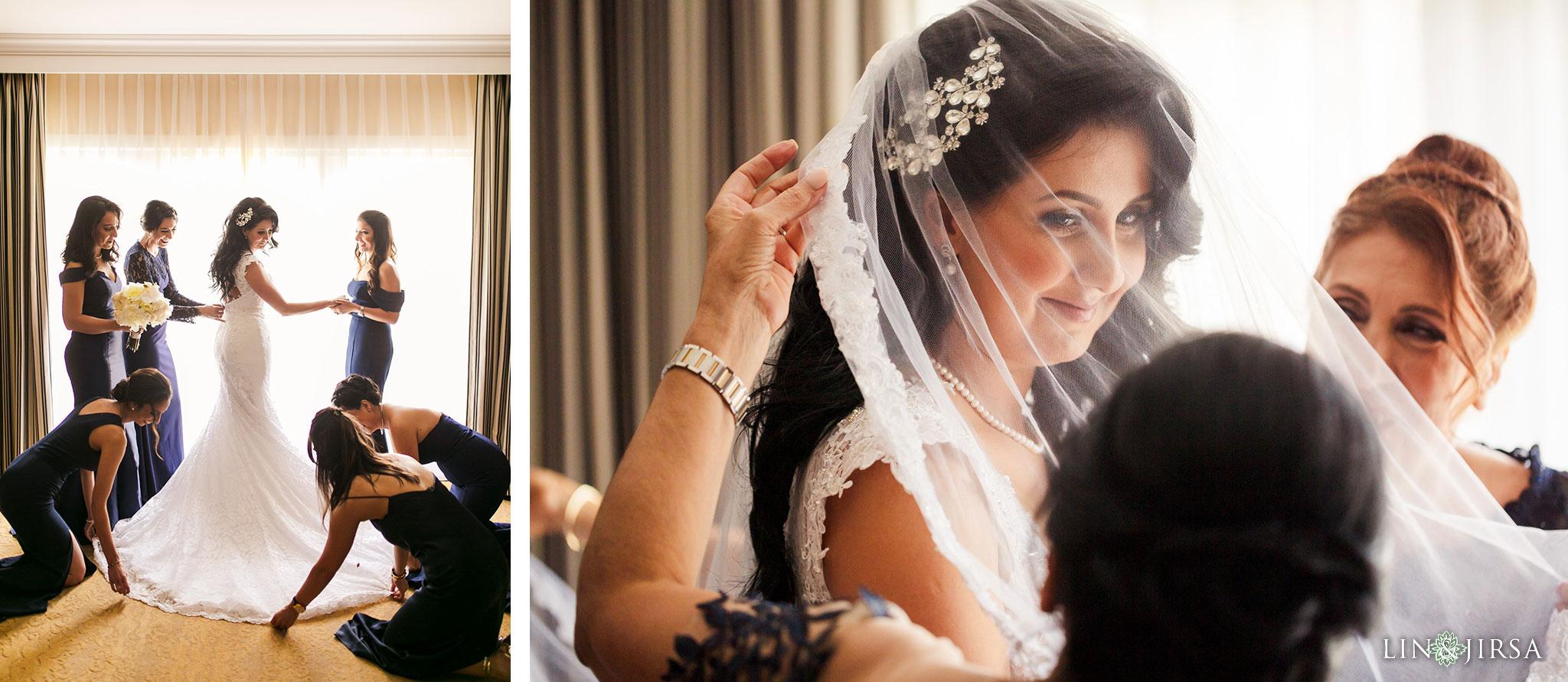 007 estancia la jolla hotel spa persian bride wedding photography