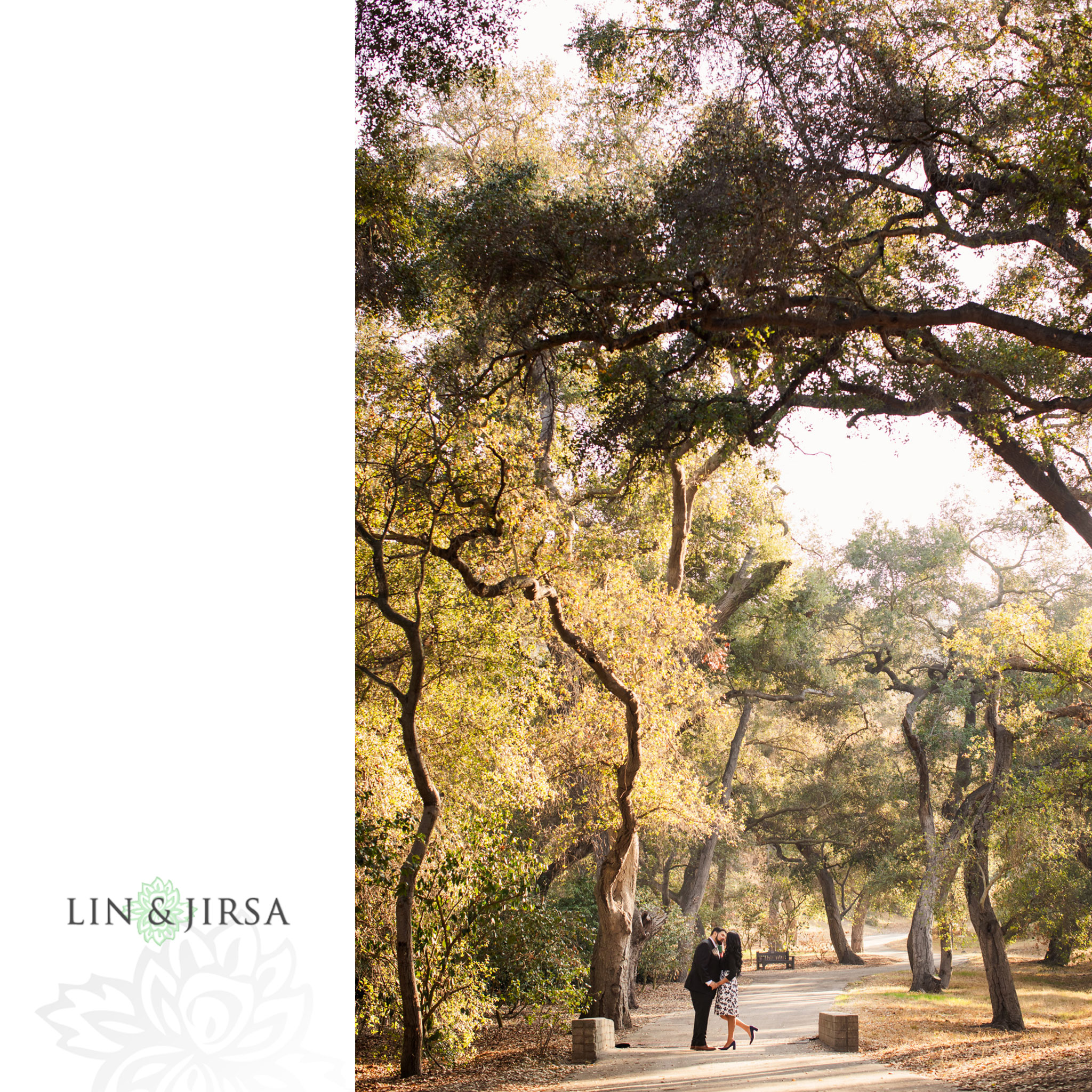 009 descanso gardens los angeles county engagement session