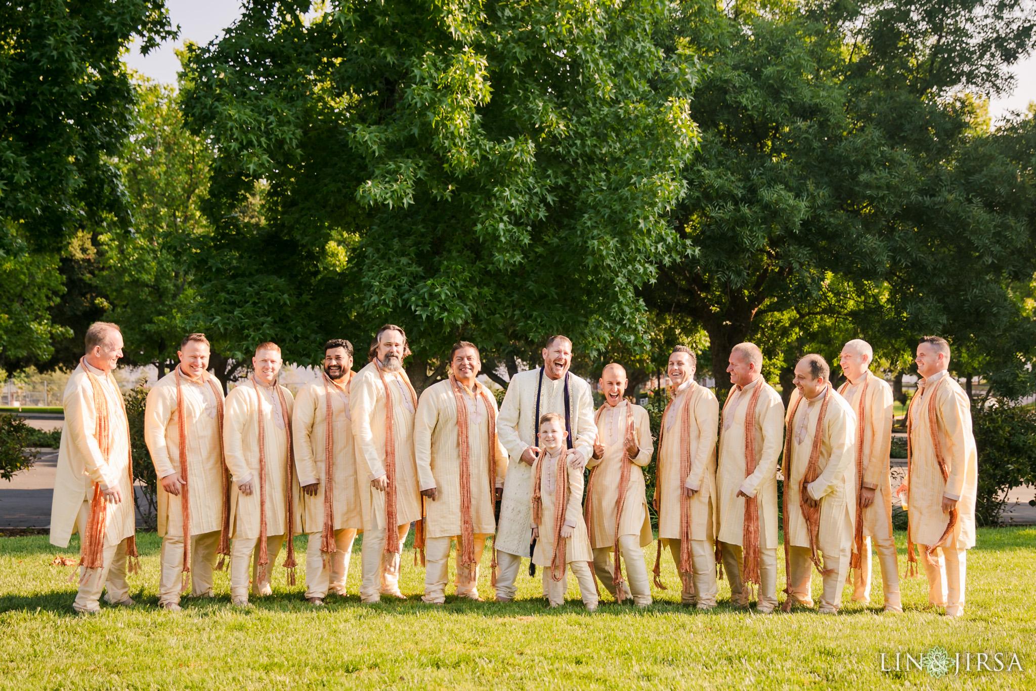009 sherwood country club indian groomsmen wedding photography