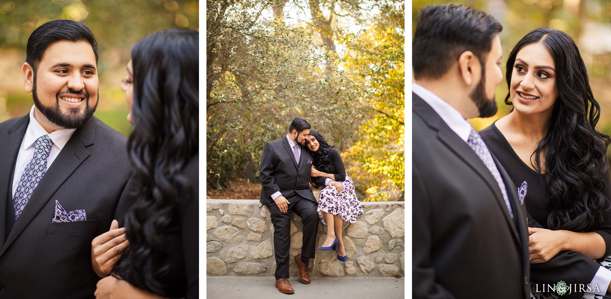 010 descanso gardens los angeles county engagement session
