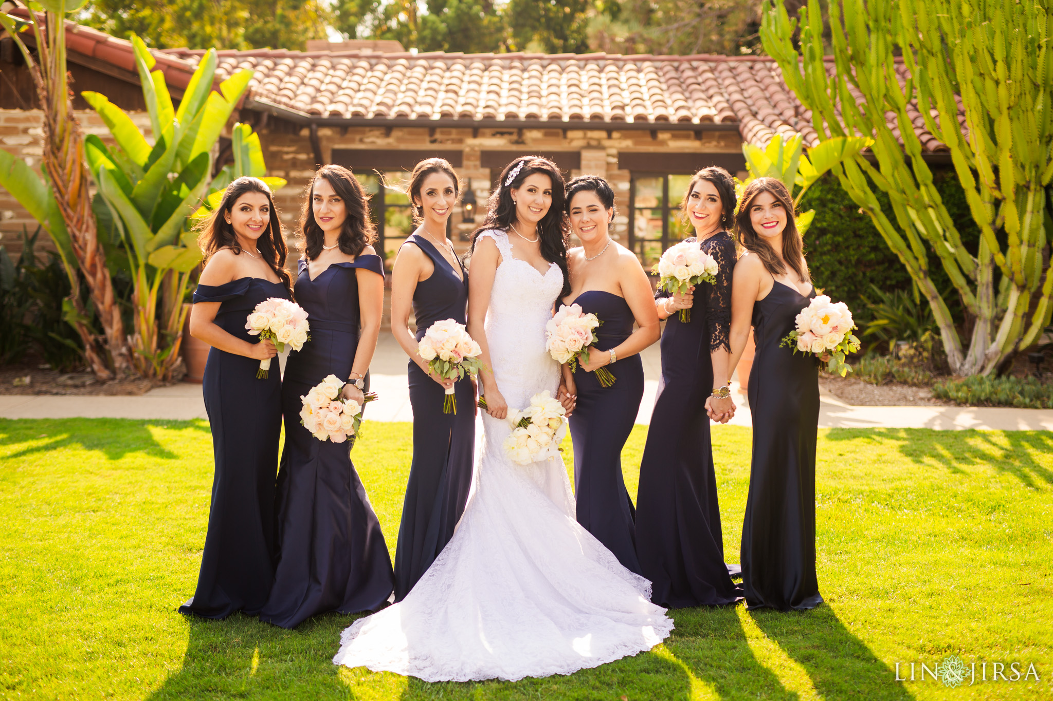 011 estancia la jolla hotel spa persian bridesmaids wedding photography