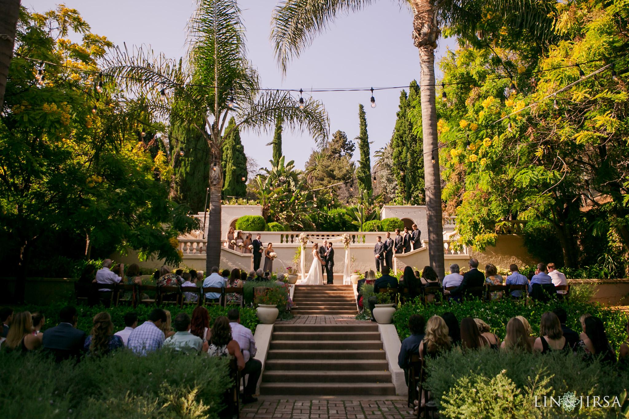 Wattles Mansion And Gardens Los Angeles Wedding Shanie