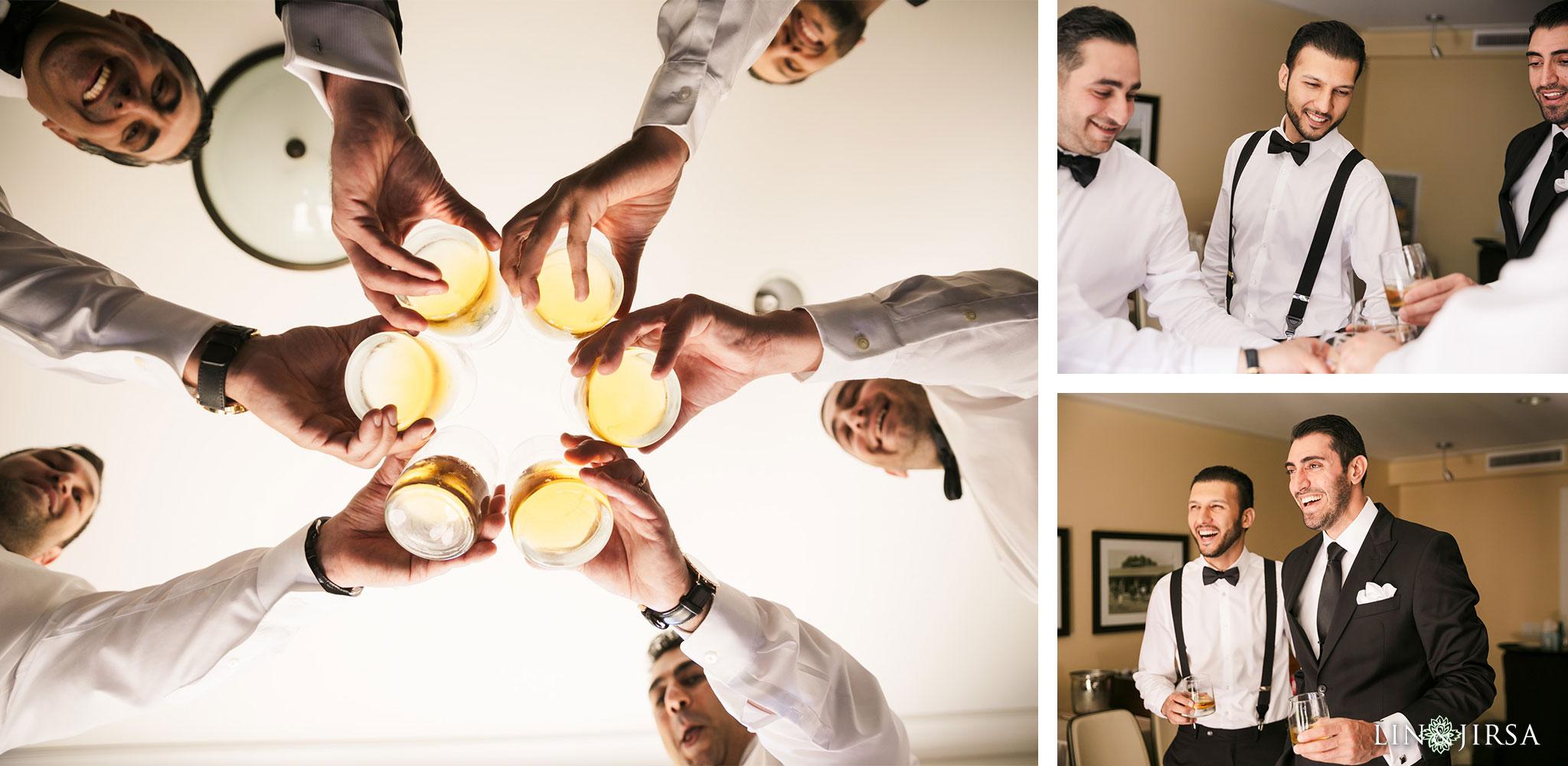 018 estancia la jolla hotel spa persian groomsmen wedding photography