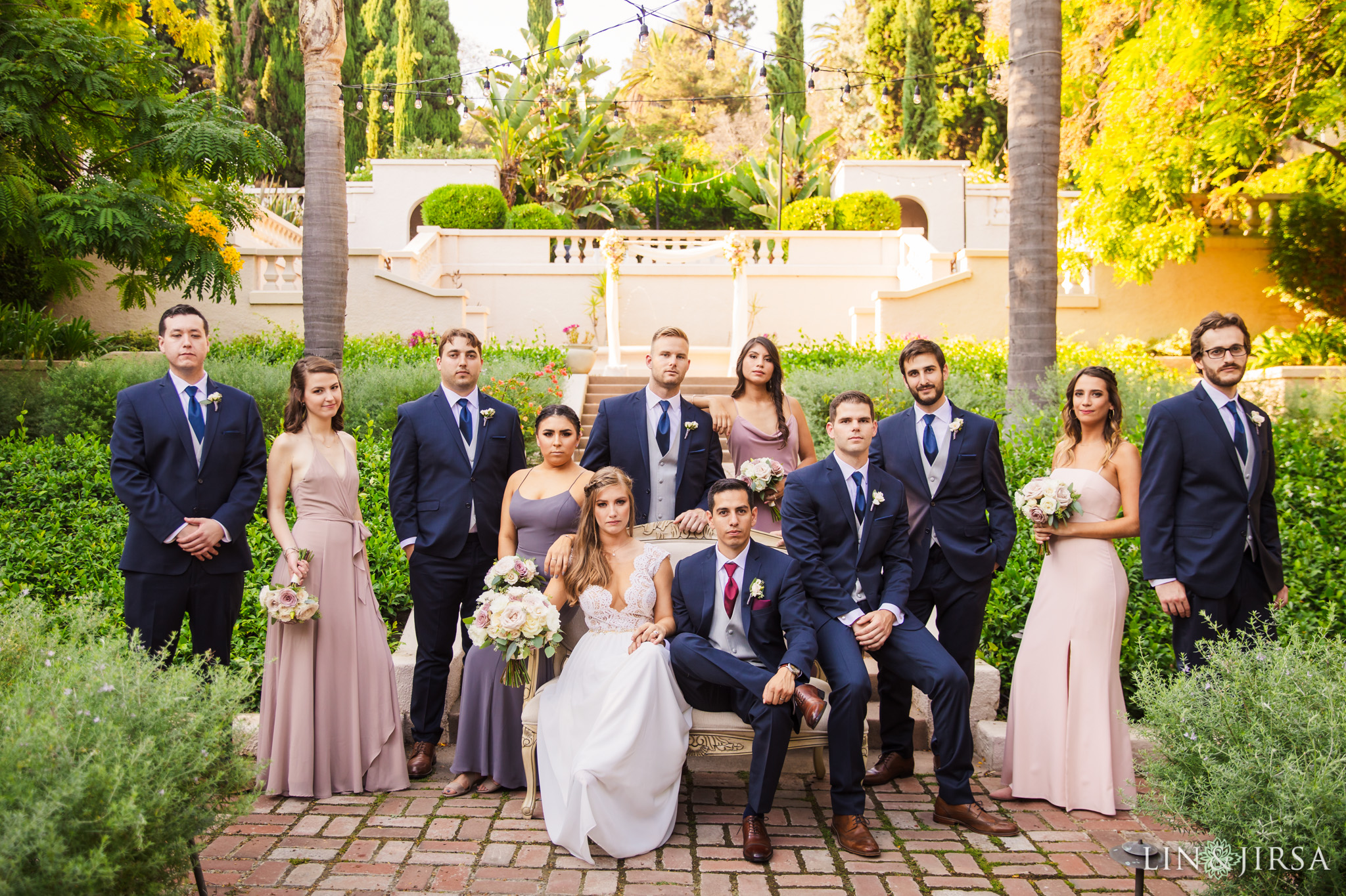 wattles mansion and gardens los angeles wedding