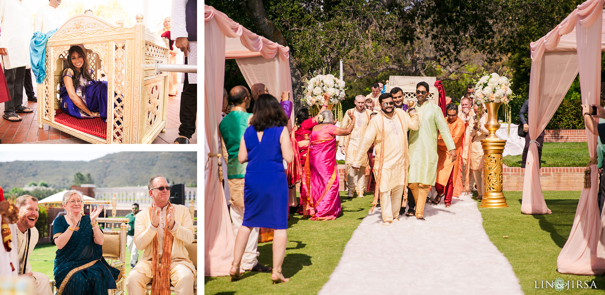 024 sherwood country club indian wedding ceremony photography