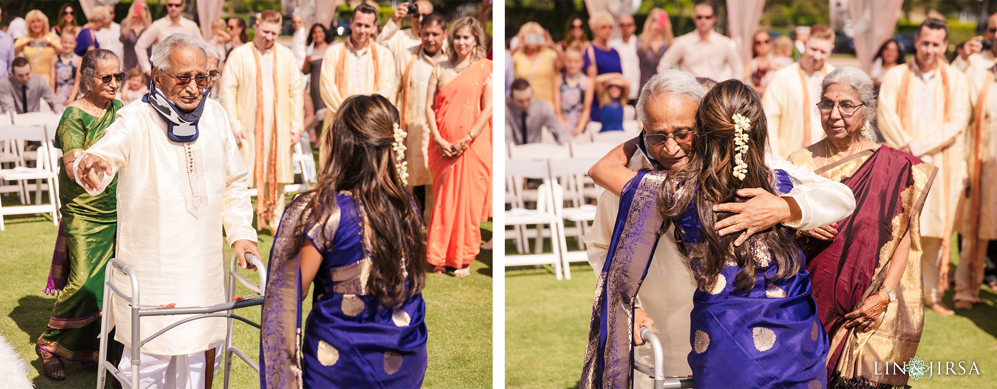 025 sherwood country club indian wedding ceremony photography