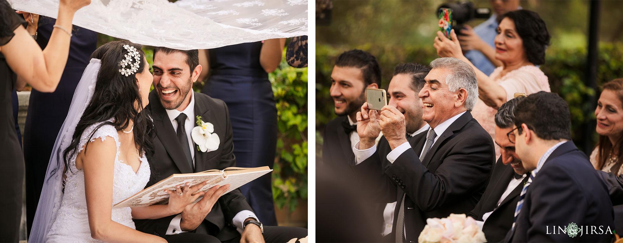 032 estancia la jolla hotel spa persian sofreh wedding ceremony photography