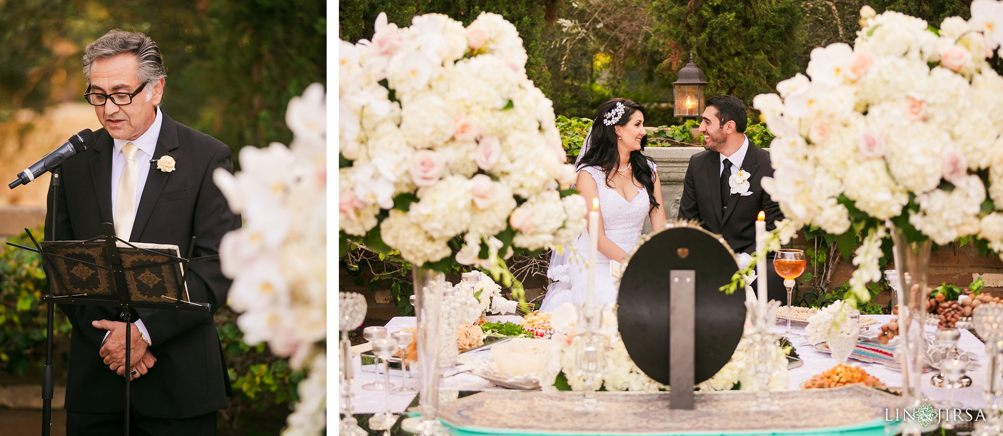 Estancia La Jolla Hotel Amp Spa Persian Wedding Leyla Amp Moe