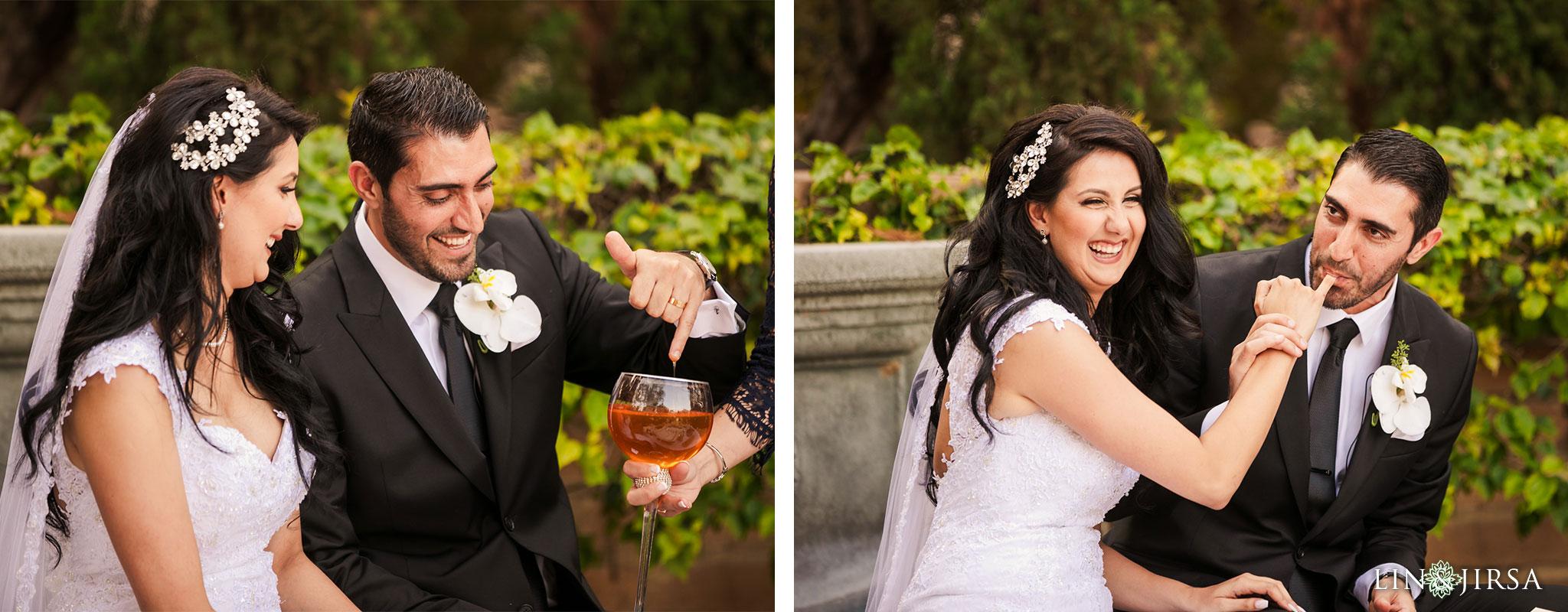 034 estancia la jolla hotel spa persian sofreh wedding ceremony photography