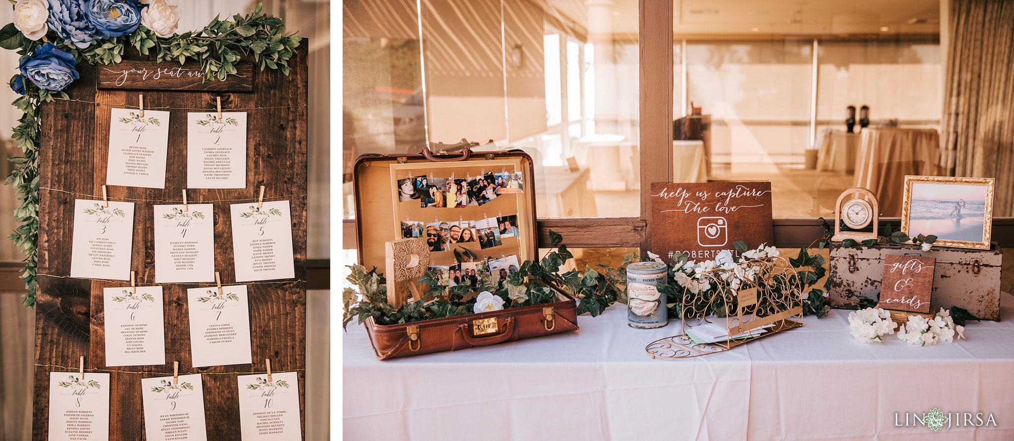 034 los verdes golf course wedding reception photography
