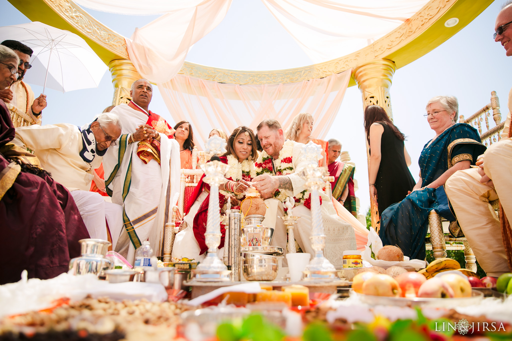 034 sherwood country club indian wedding ceremony photography