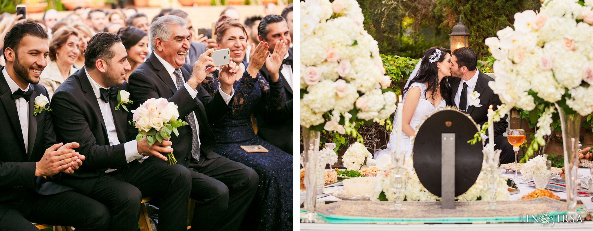 035 estancia la jolla hotel spa persian sofreh wedding ceremony photography
