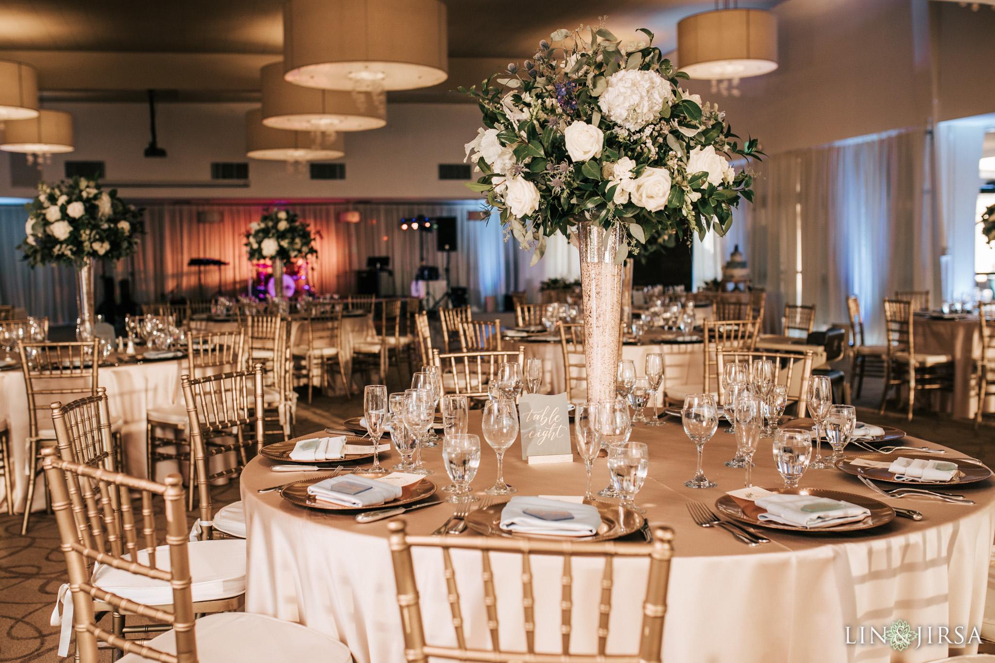 035 los verdes golf course wedding reception photography